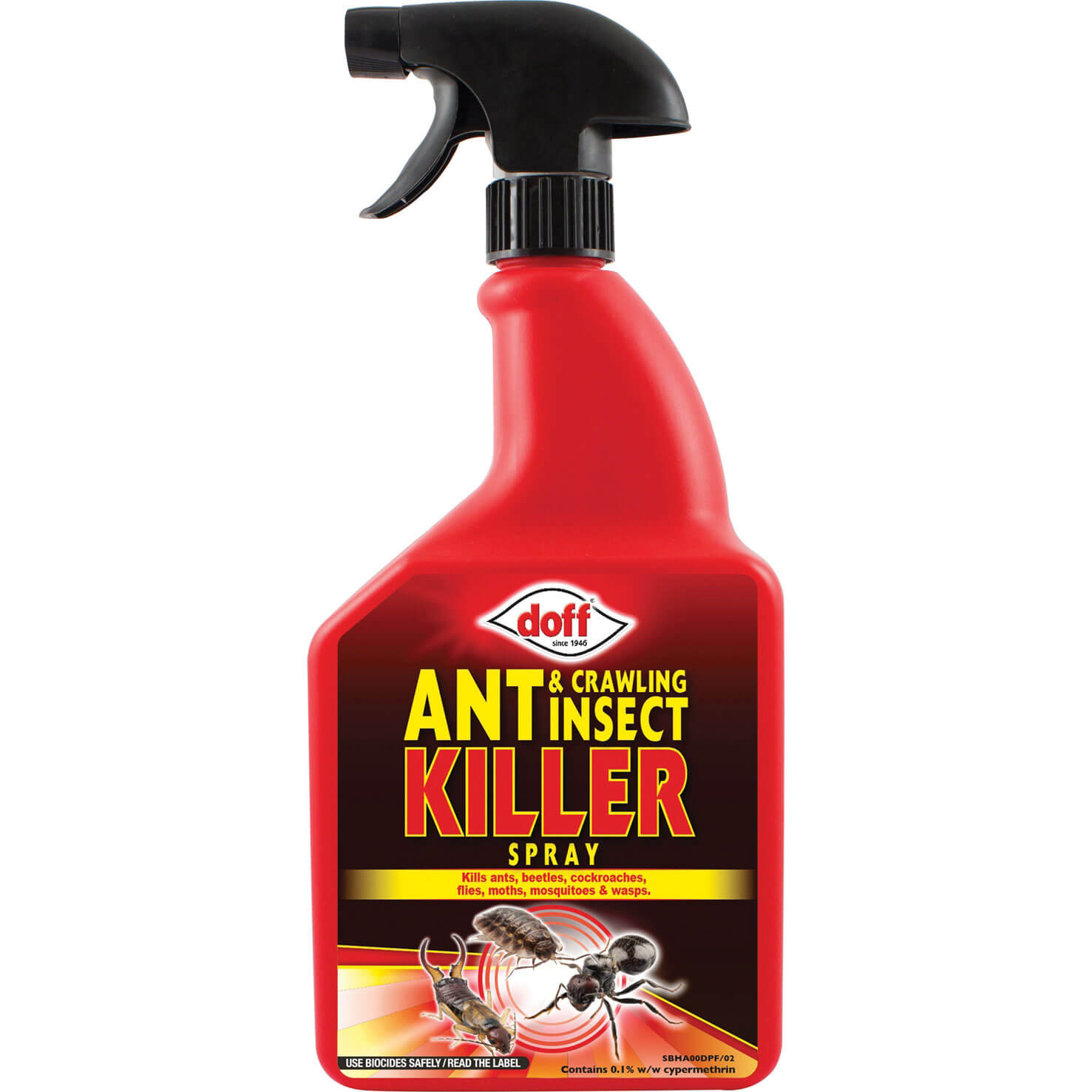 Image of Doff Ant & Crawling Insect Spray 1l