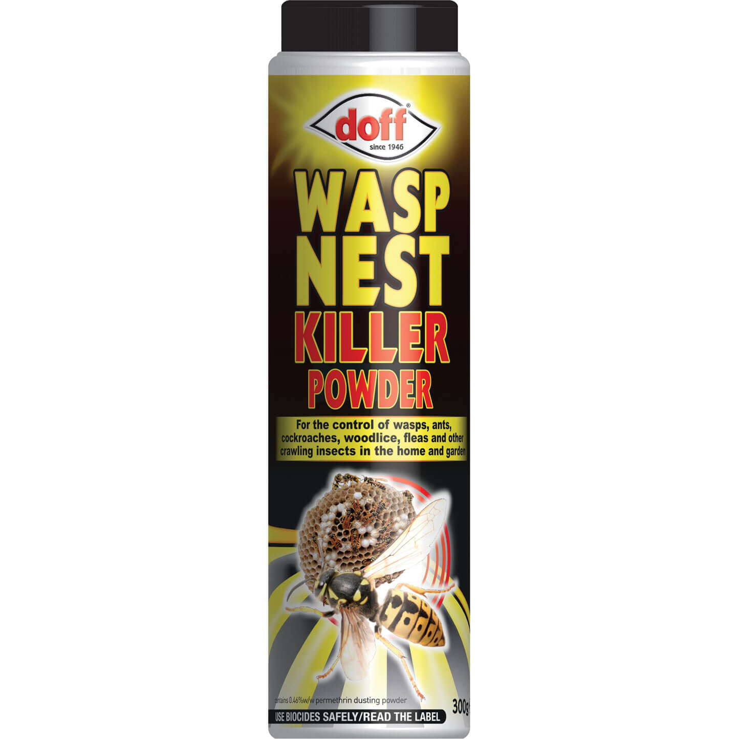 Image of Doff Wasp Nest Killer Powder 300g