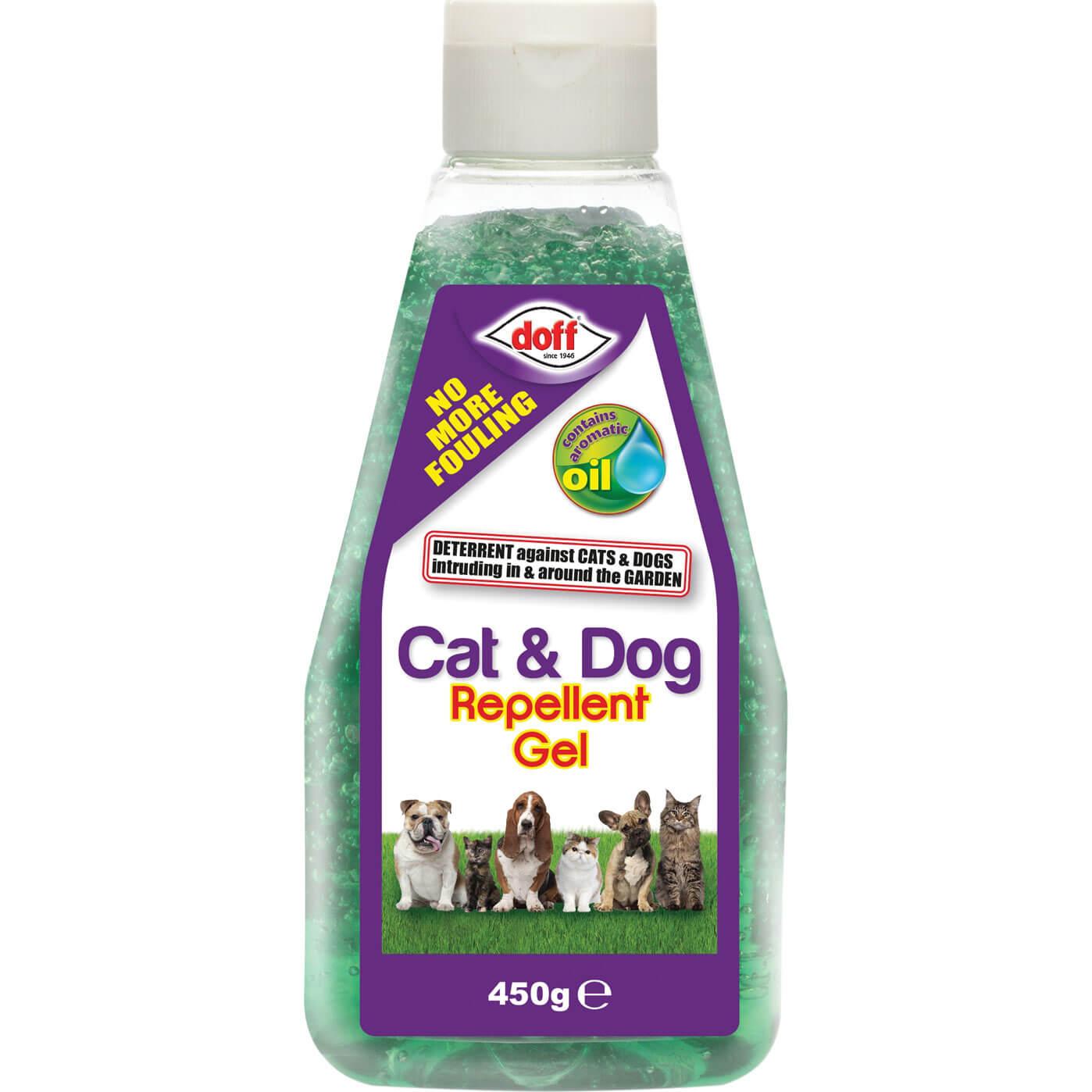 Image of Doff Cat & Dog Repellent Gel 450g