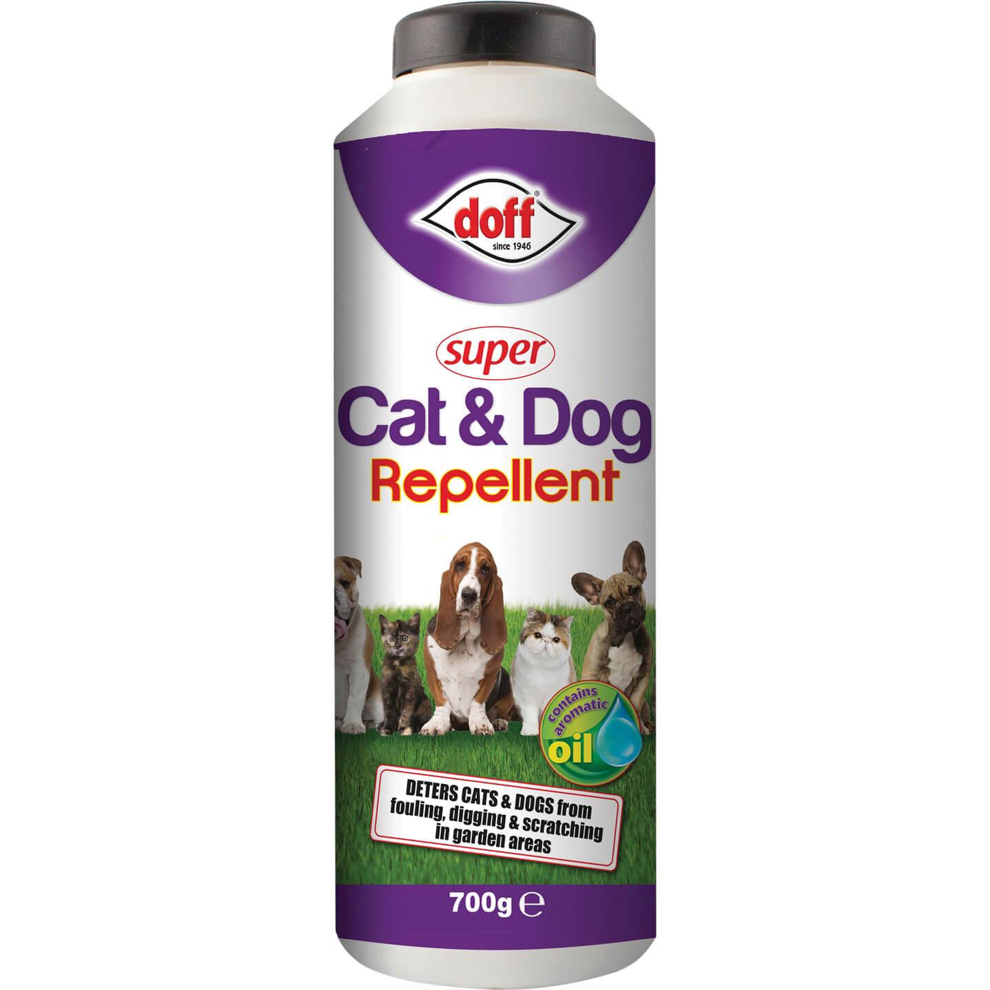 Image of Doff Super Cat & Dog Repellent 700g
