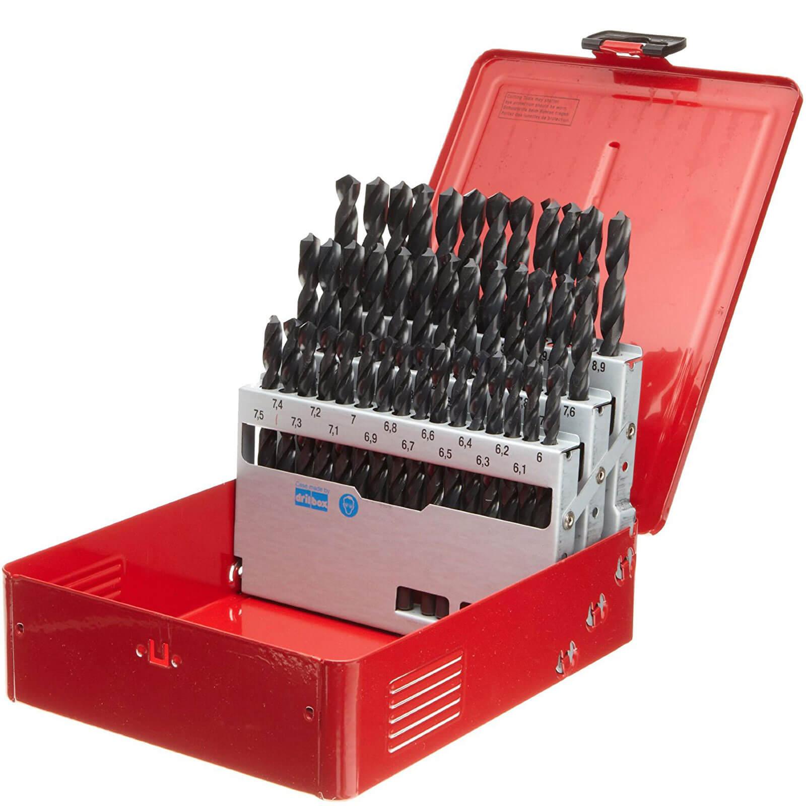 Image of Dormer A190-203 41 Piece HSS Jobber Drill Bit Set