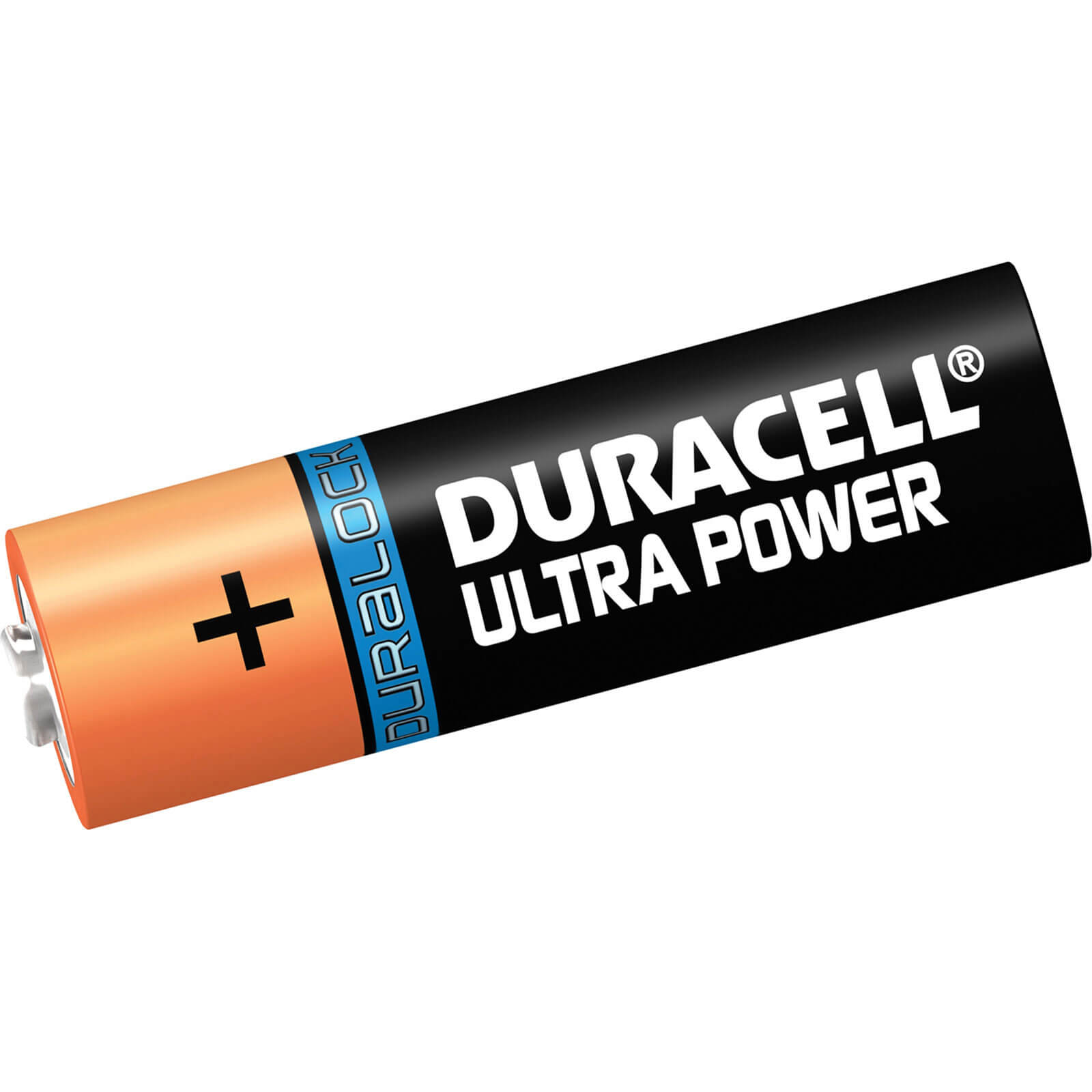 Image of Duracell AA Cell Ultra Power Battery Pack of 4