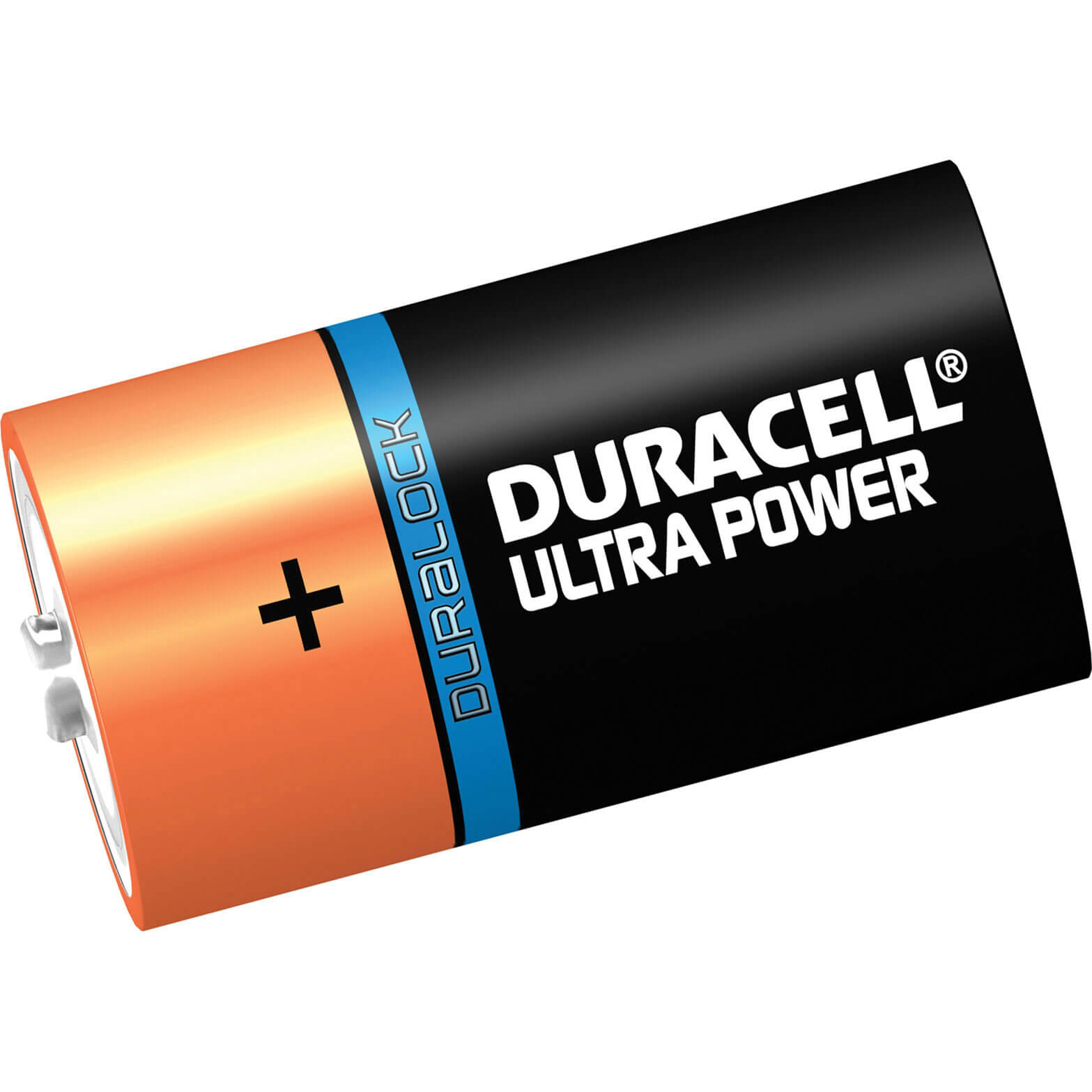 Image of Duracell D Cell Ultra Power Battery Pack of 2