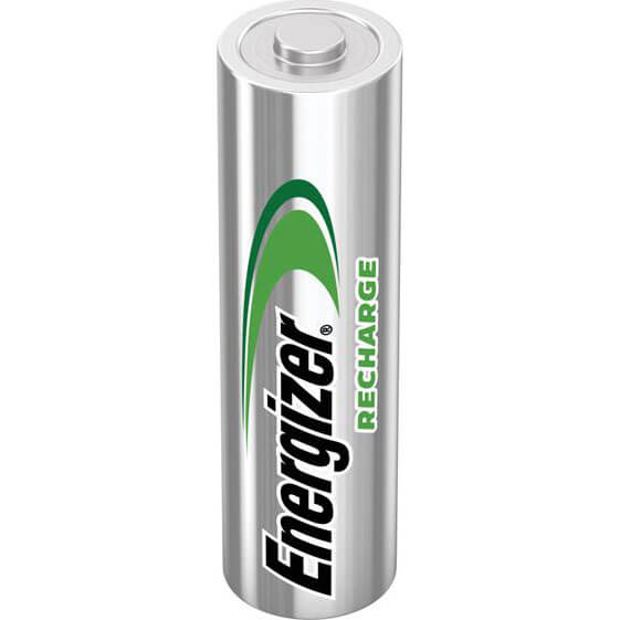 Image of Energizer AA Rechargeable Power Plus Batteries Pack of 4