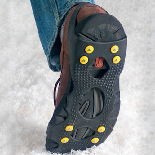 Image of Ergodyne Trex Ice Traction Grippers for Shoes 8 - 11