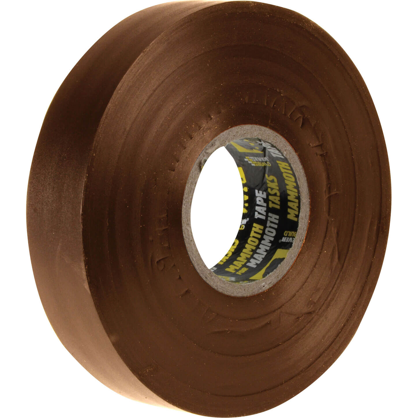 Image of Everbuild Electrical Insulation Tape Brown 19mm 33m