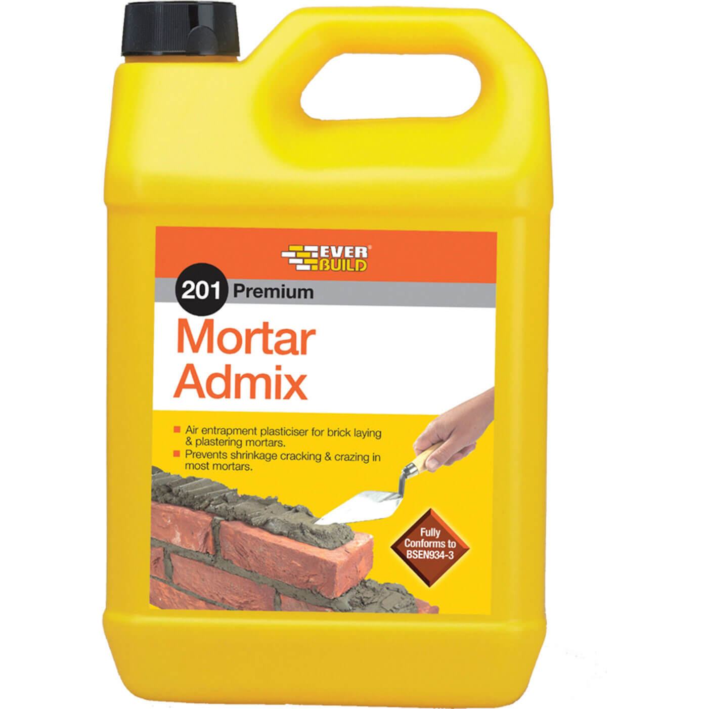 Everbuild Mortar Admix 5l