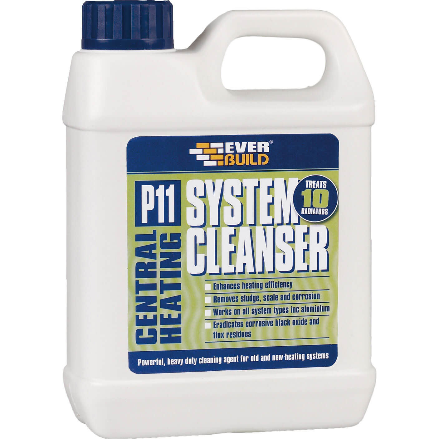 Image of Everbuild P11 Central Heating System Cleanser 1l
