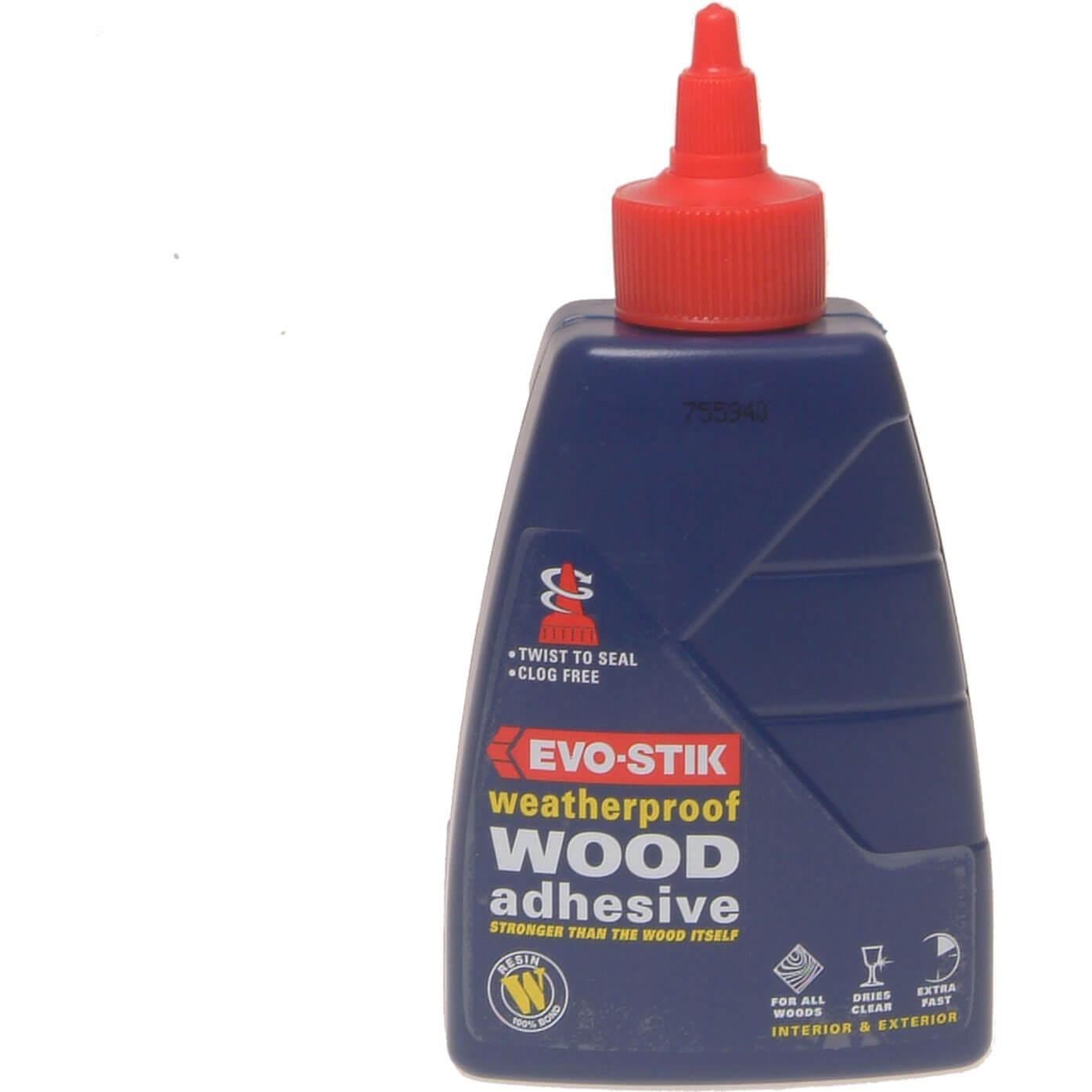 Evo-stik Weatherproof Wood Adhesive 250ml