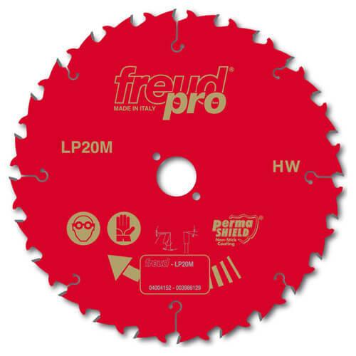 Image of Freud LP20M Rip Circular Saw Blade 190mm 12T 30mm