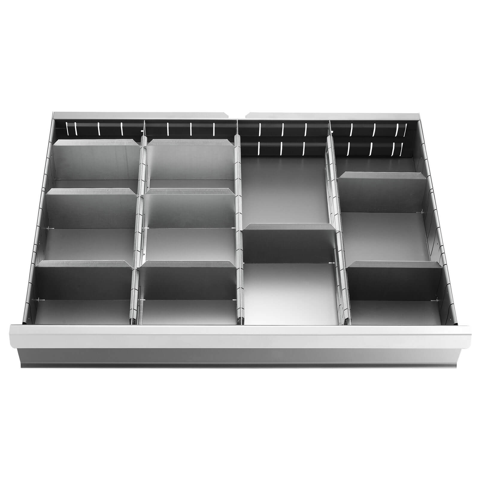 Image of Facom 27 Partition Steel Divider for 75mm Wall Chests & Cabinets