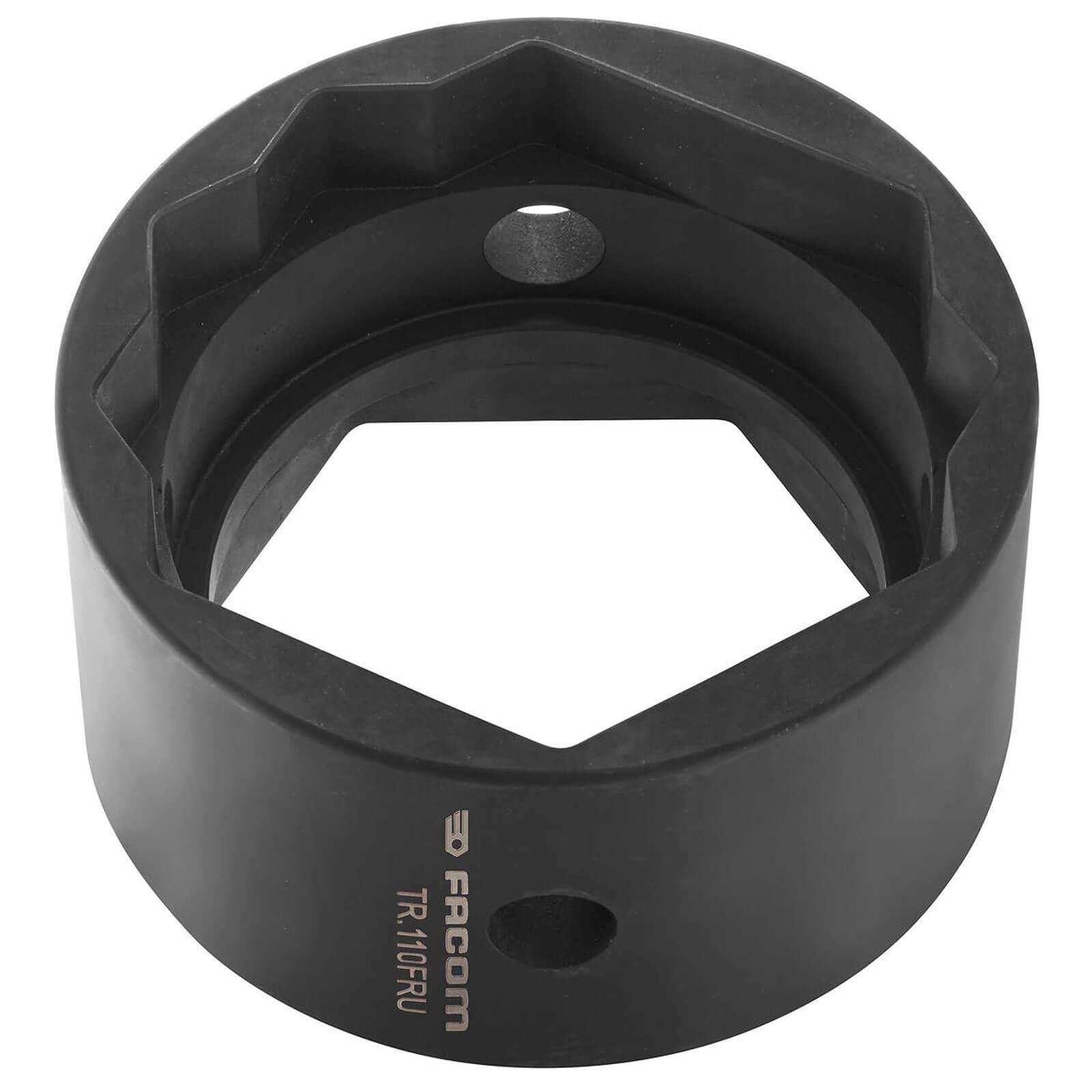 Facom Reversible Socket 123mm for Fruehauf Trailer Hubs