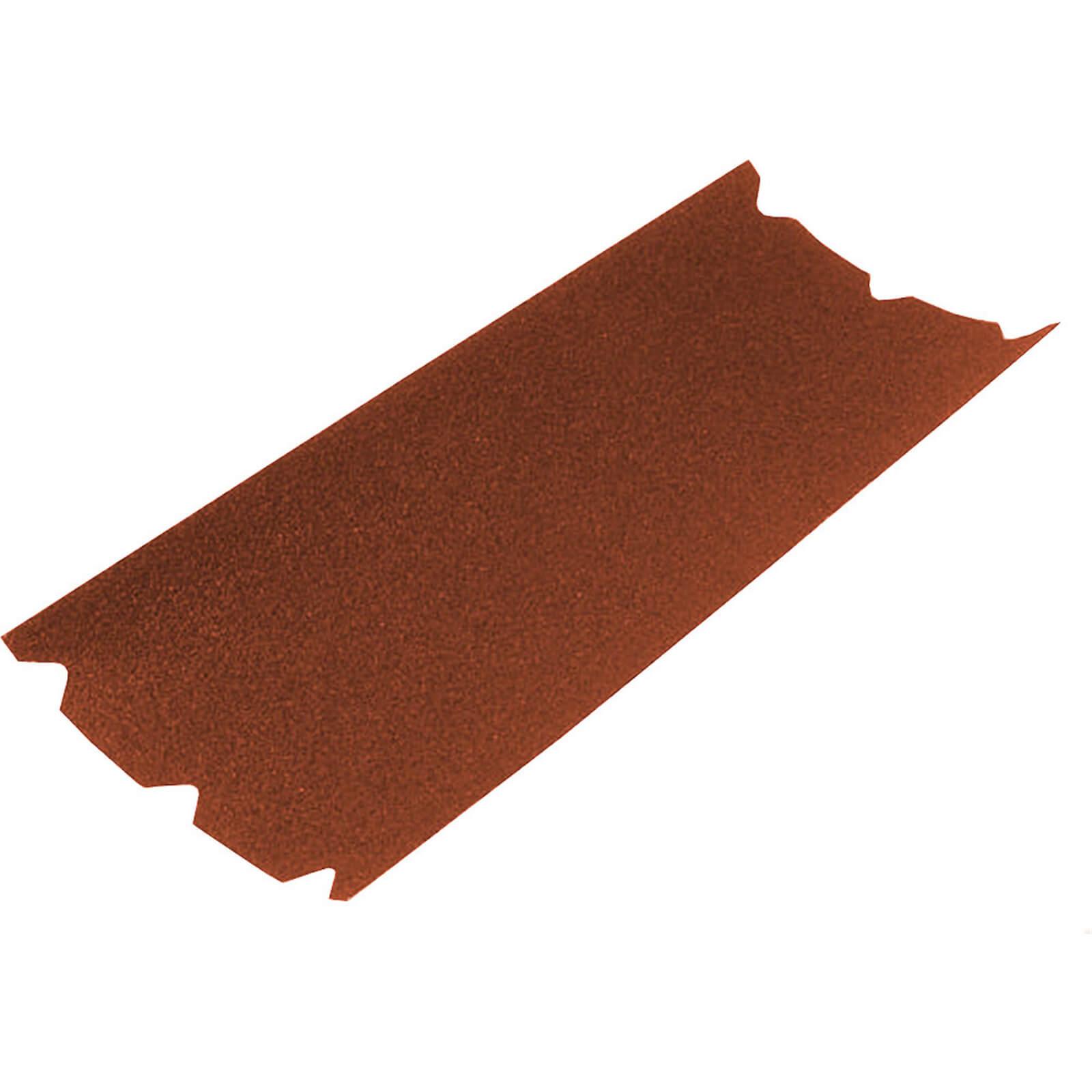 Image of Faithfull Floor Sanding Sheets 203mm x 475mm 24g Pack of 1