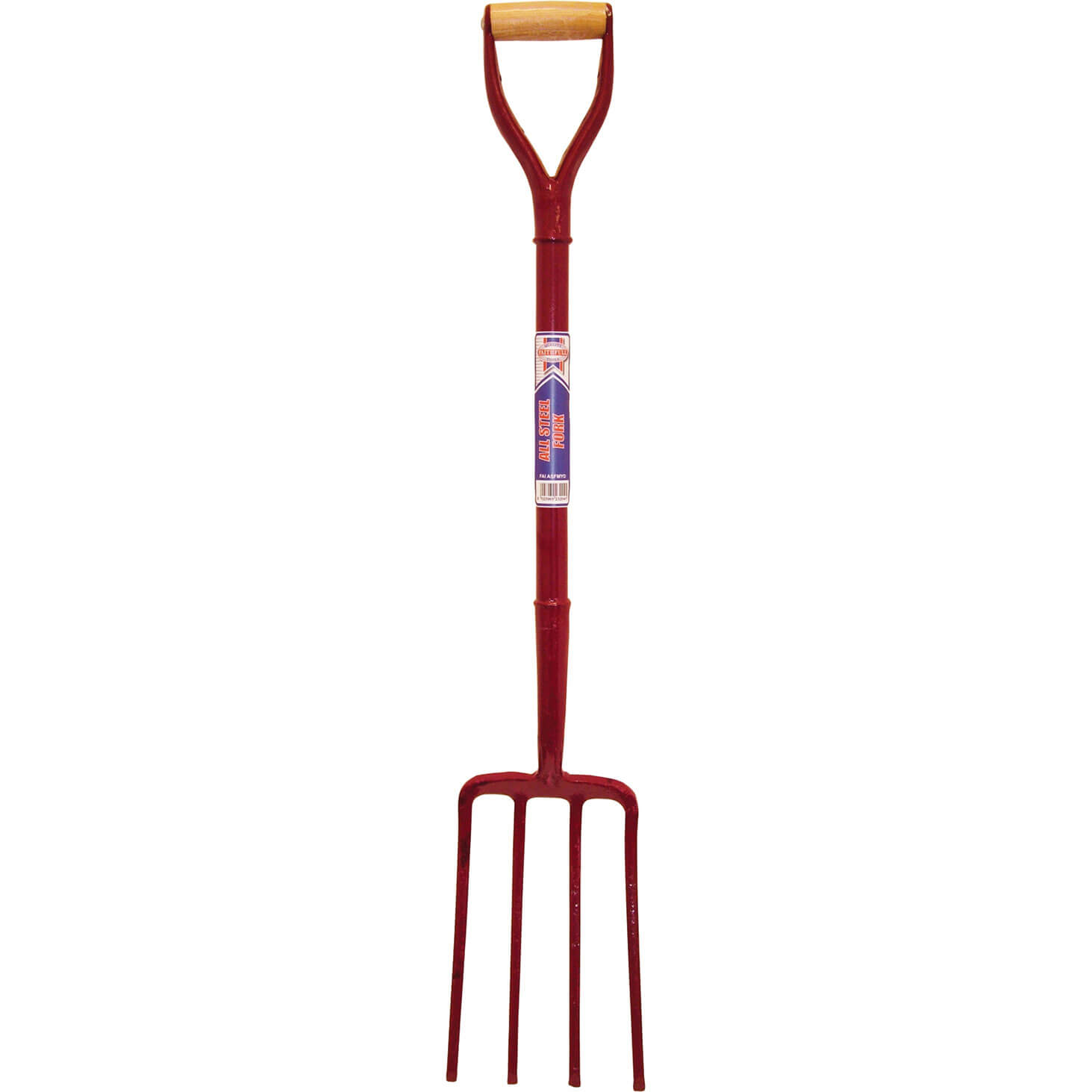 Image of Faithfull Heavy Duty All Steel Contractors Fork