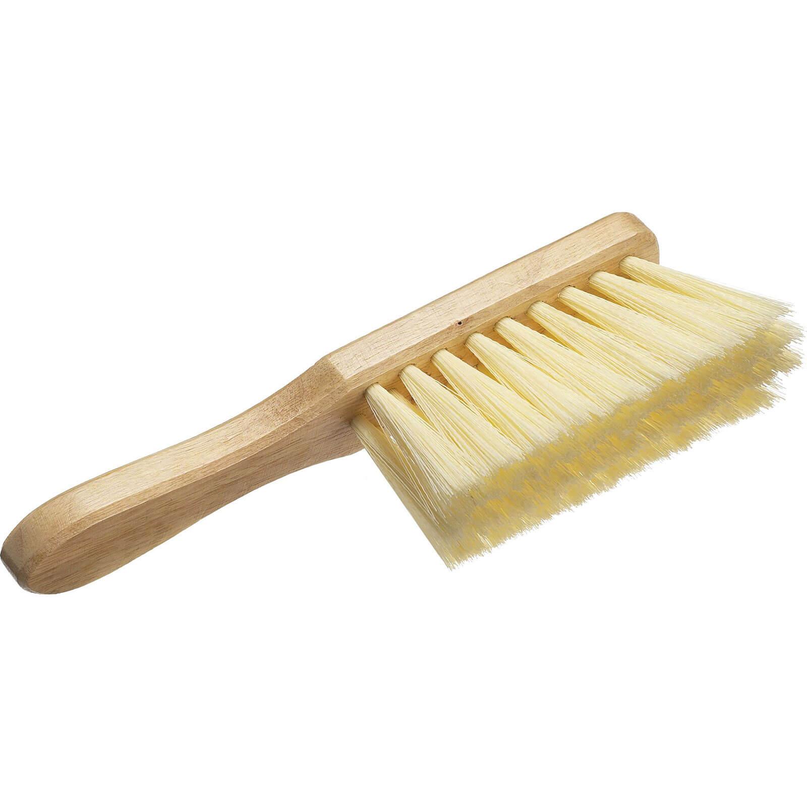 Image of Faithfull Hand Brush Soft Cream PVC