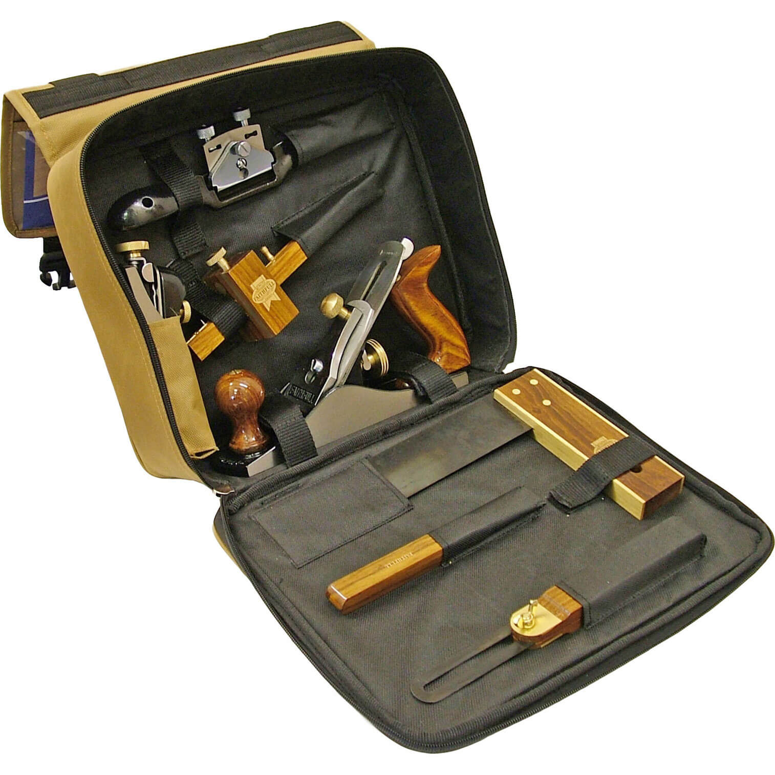 Image of Faithfull 7 Piece Carpenters Tool Kit