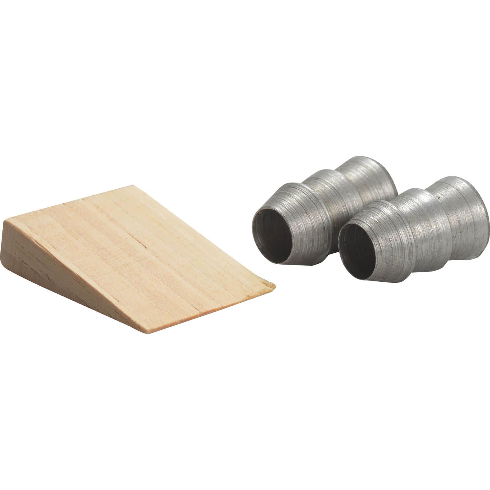 Image of Faithfull Hammer Wedges & Timber Wedges Size 4