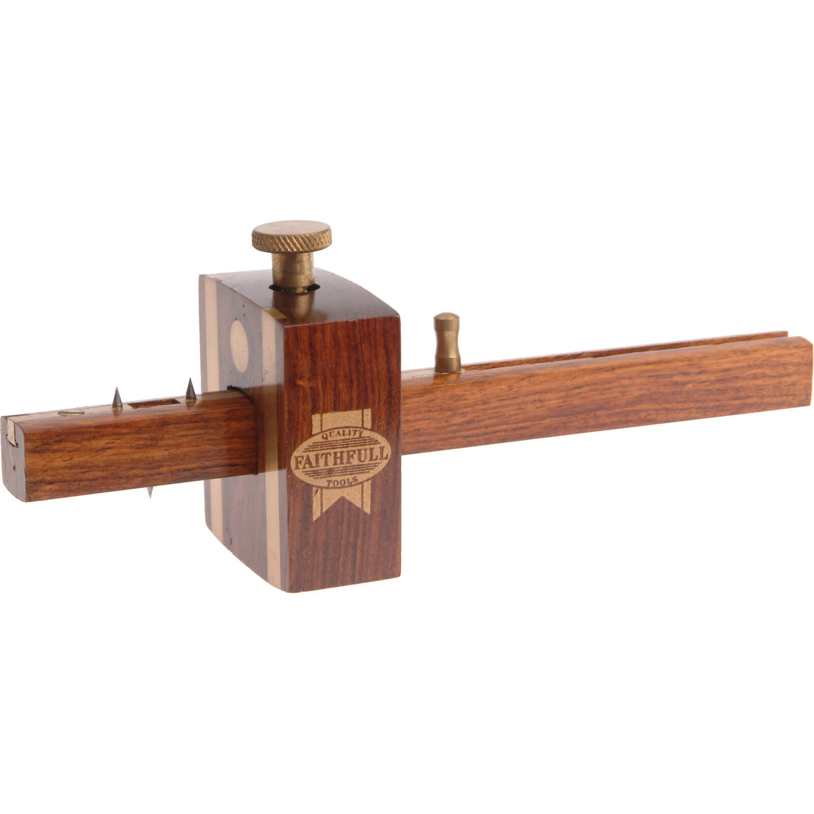 Click to view product details and reviews for Faithfull Rosewood Mortice Gauge.