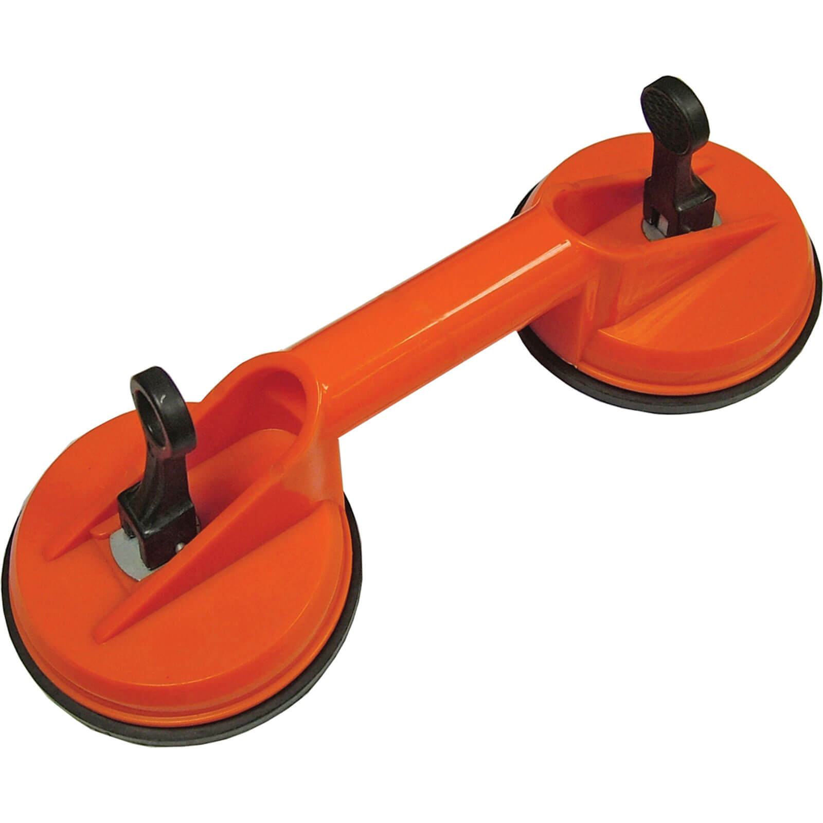 Click to view product details and reviews for Faithfull Suction Cup Lifter Double.