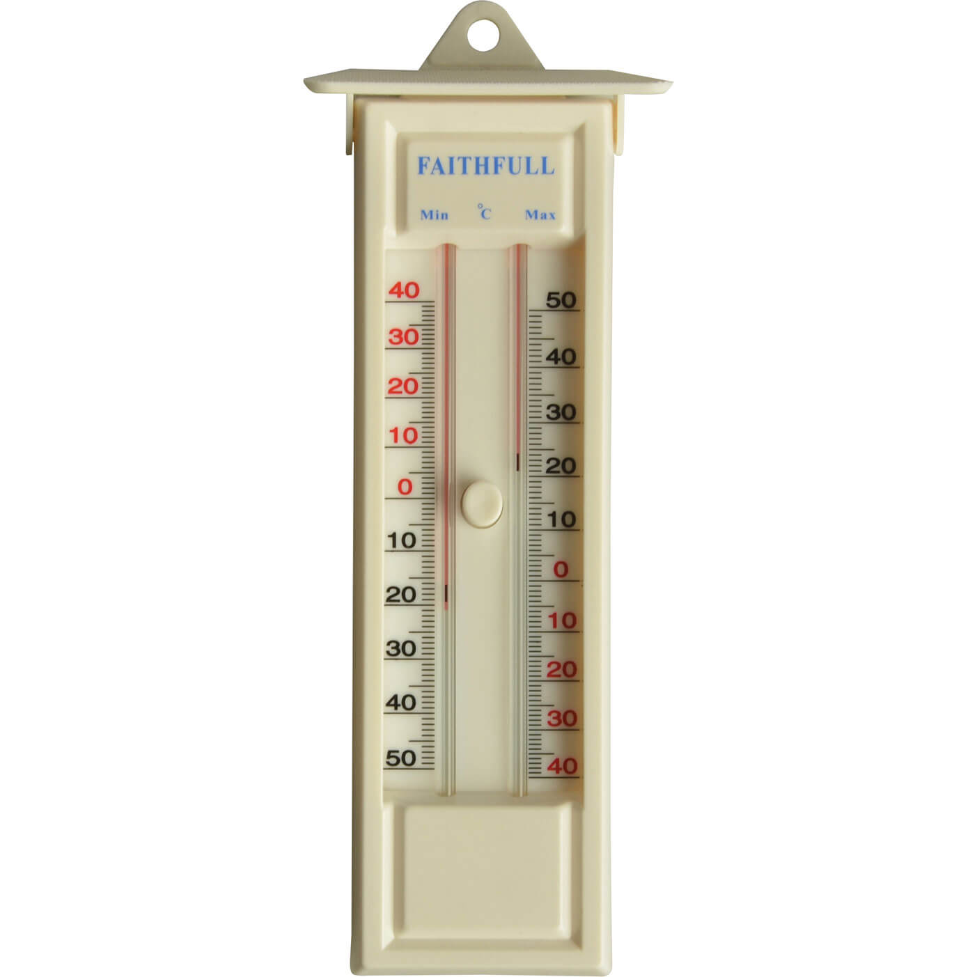 faithfull maximum minimum thermometer. Black Bedroom Furniture Sets. Home Design Ideas