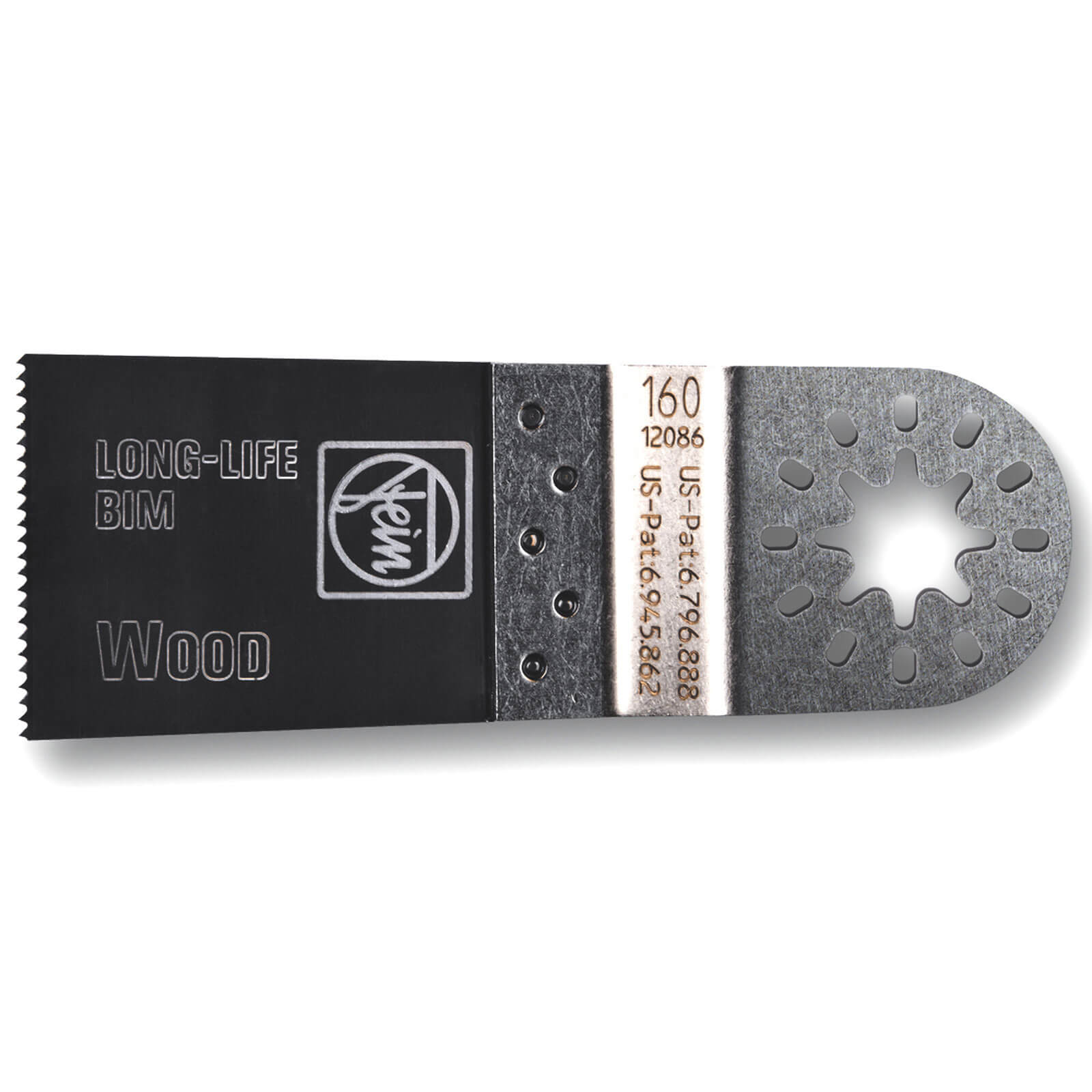 Image of Fein E-Cut BiM Long Life Fine Plunge Saw Blade 35mm Pack of 3