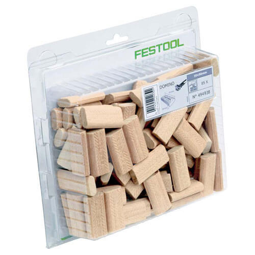 Image of Festool Domino Jointing System Dominos 5mm