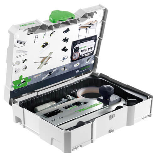 Image of Festool FS-SYS/2 Plunge Saw Guide Rail Accessory Kit