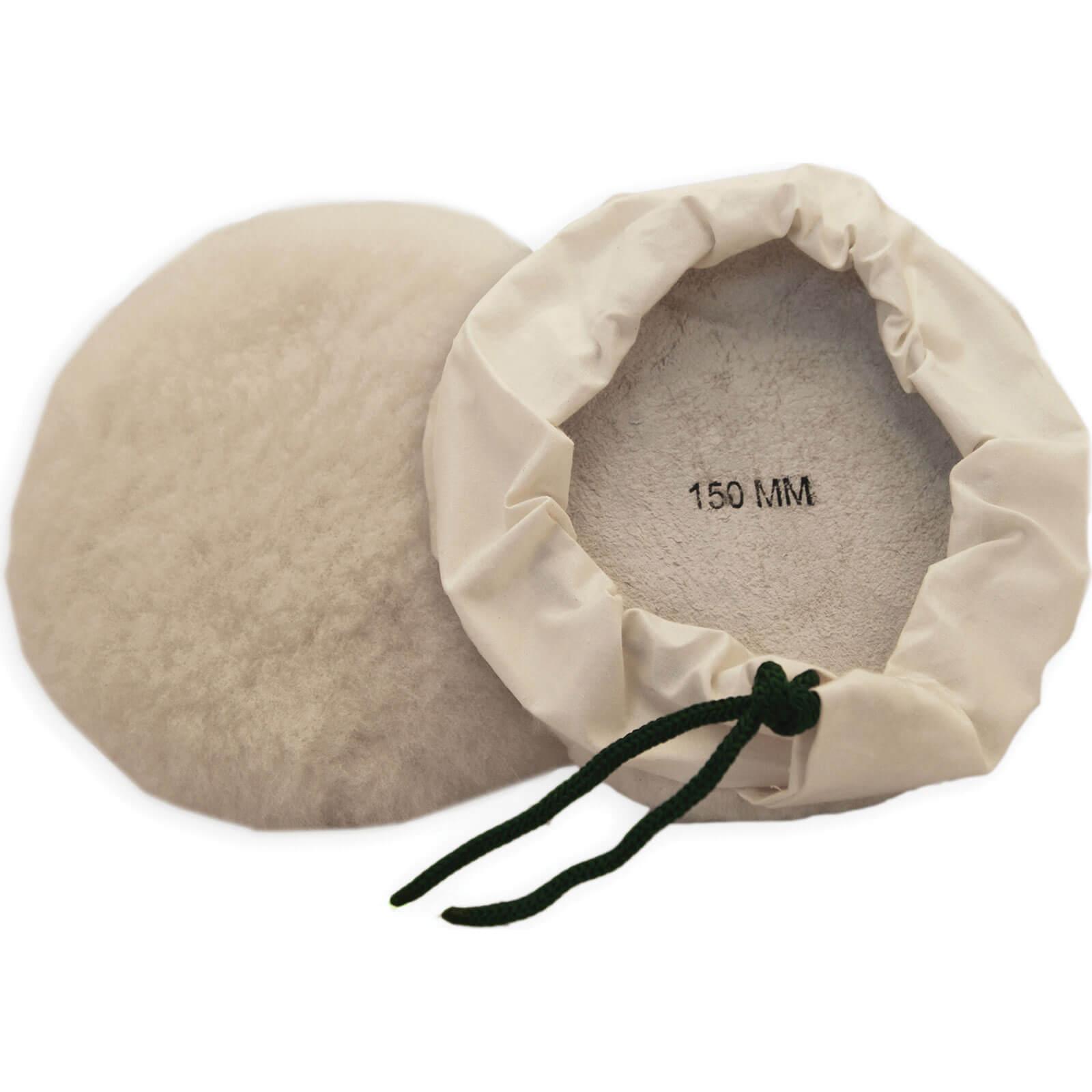Flexipads World Class All Wool Bonnet 150mm