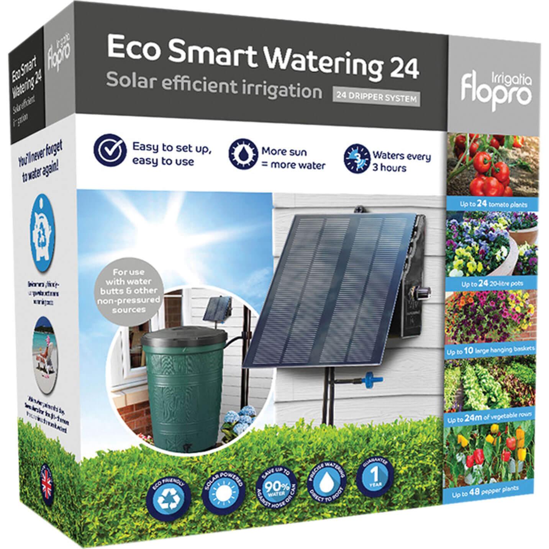 Image of Flopro Irrigatia Eco 24 Solar Powered Irrigation Kit