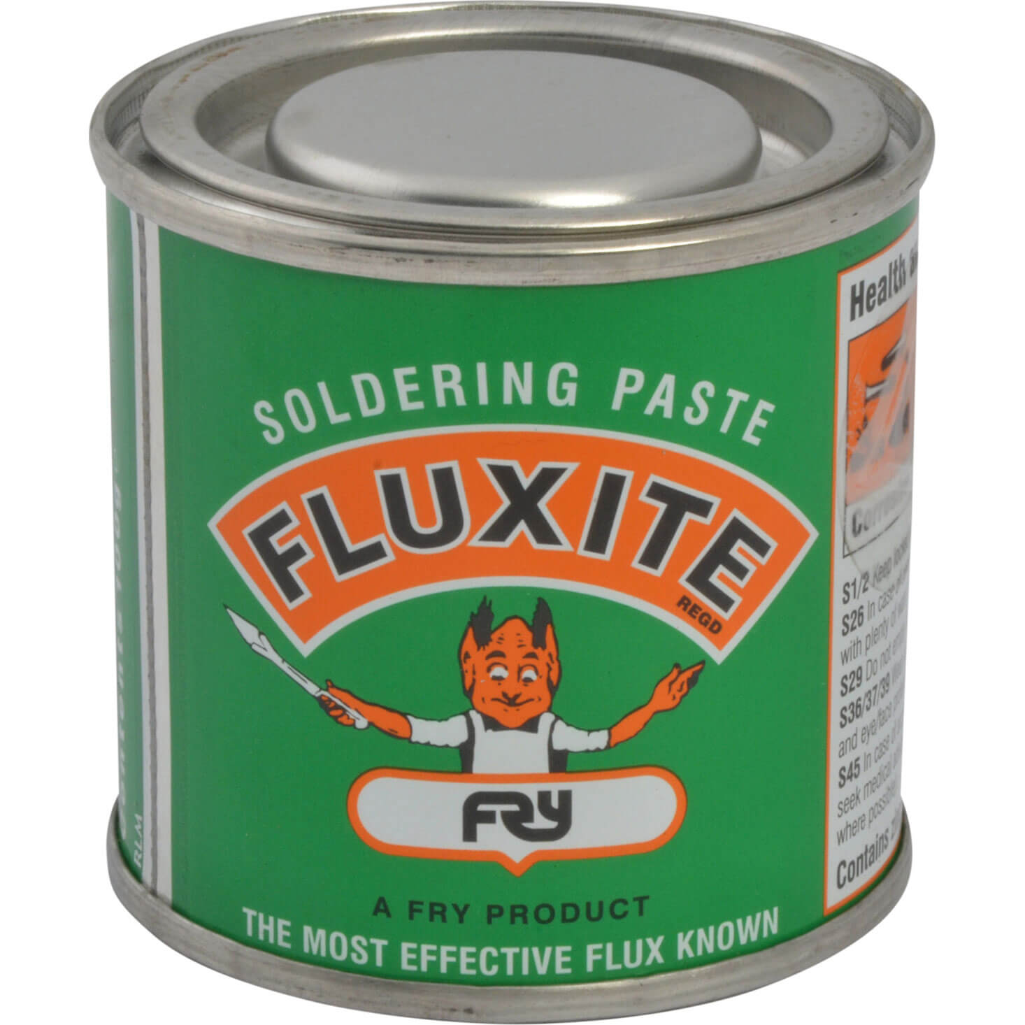 Image of Fluxite Tin Soldering Paste 100g