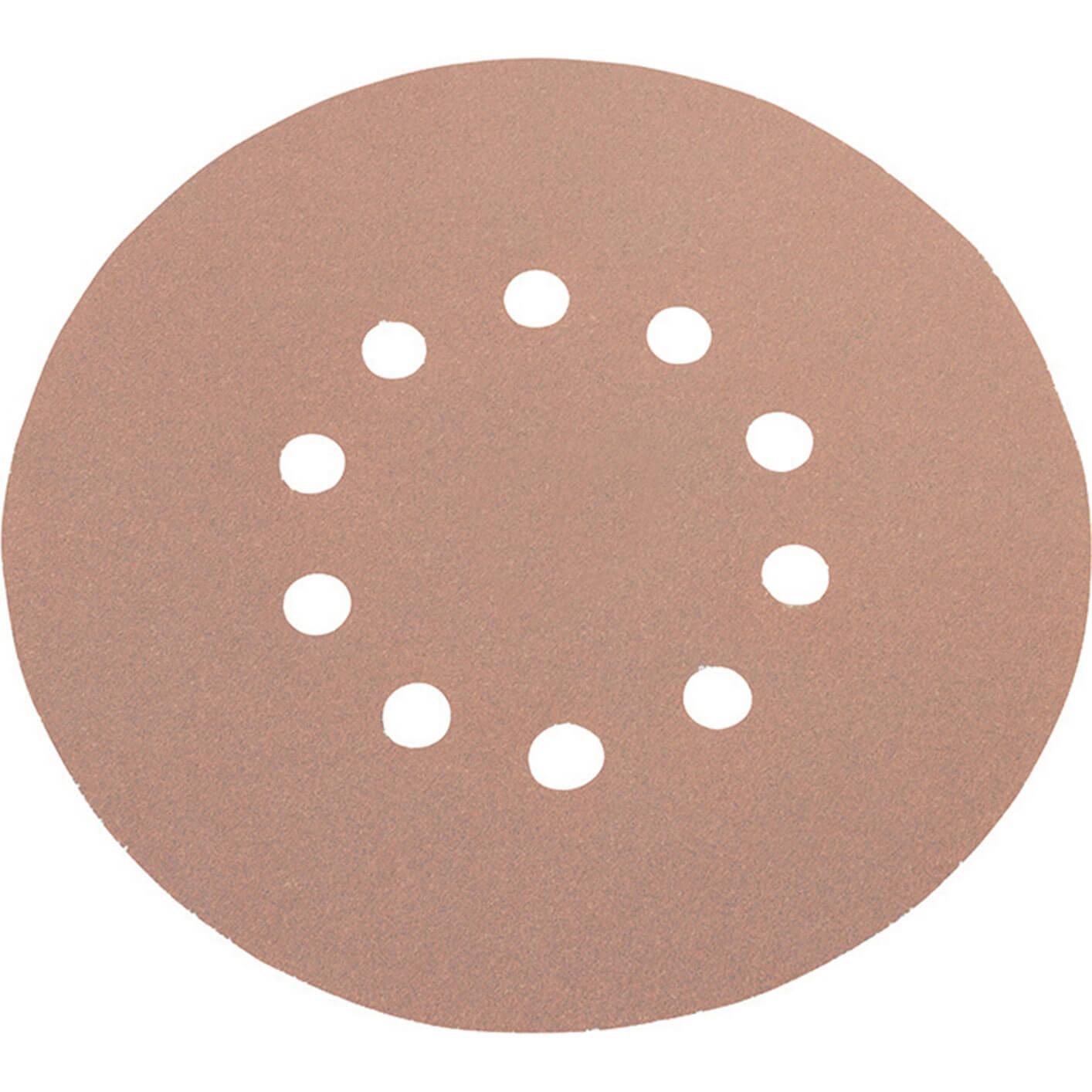 Image of Flex Hook & Loop Sanding Discs 225mm 100g Pack of 25