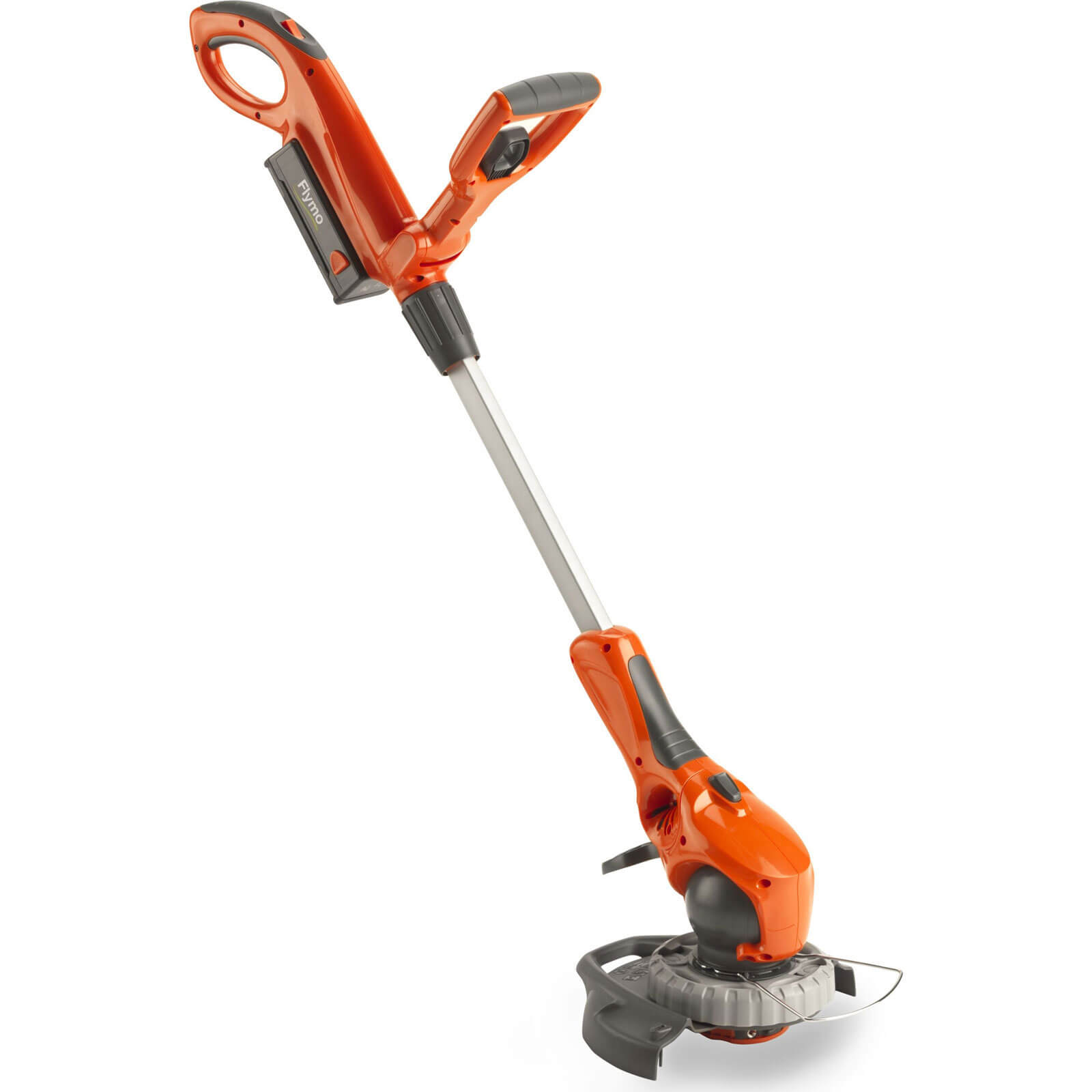 Image of Flymo CONTOUR 500XT 24v Cordless Telescopic Grass Trimmer 250mm 1 x 1.6ah NIMH Charger