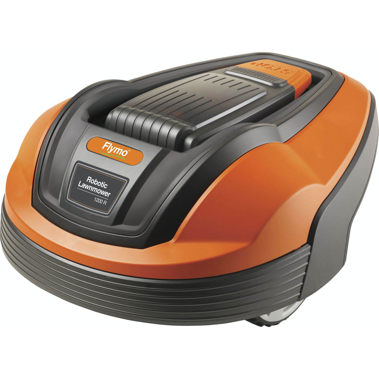 Image of Flymo RL1200R 18v Cordless Robotic Lawnmower 1 x 1.6ah NIMH Integrated Charger
