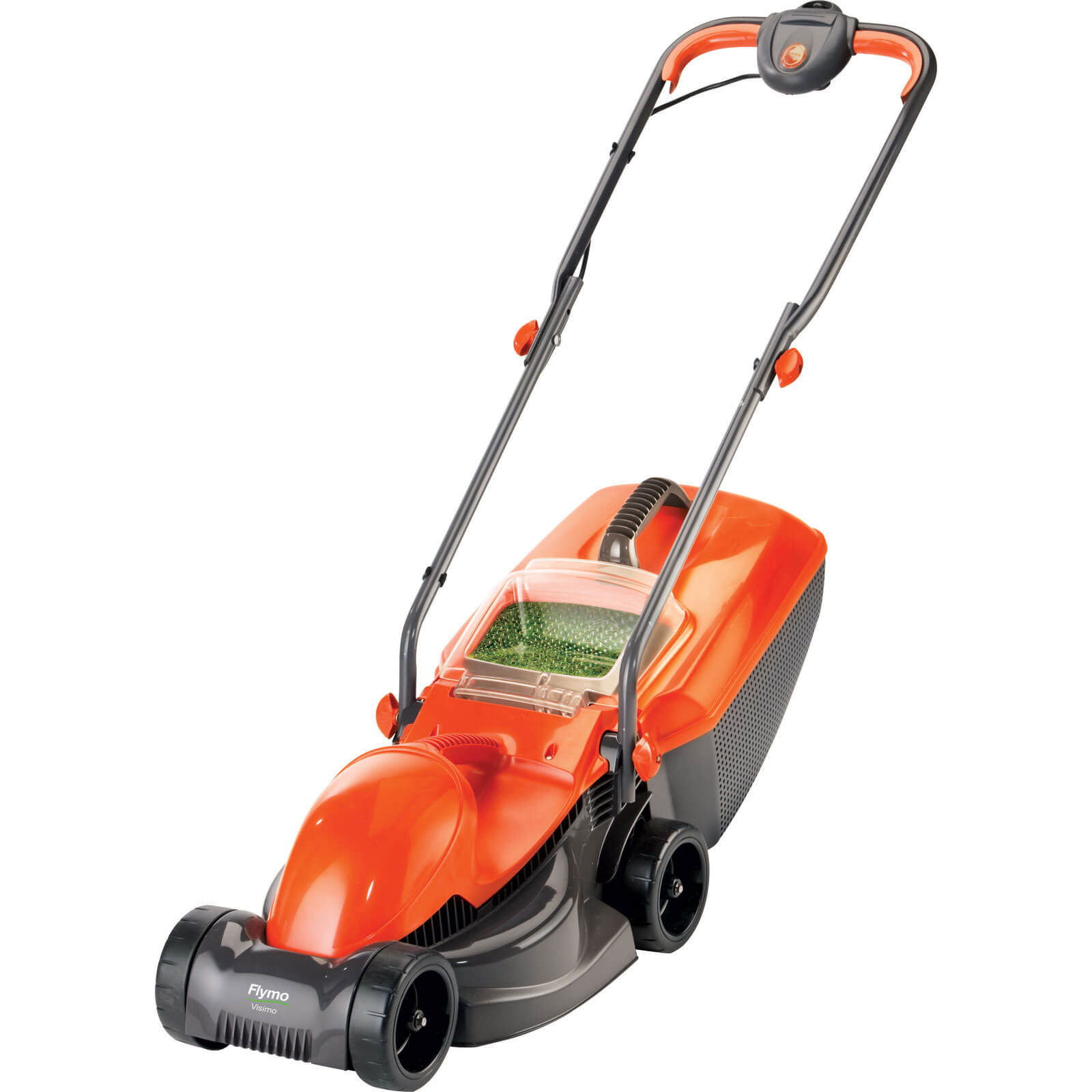 Image of Flymo VISIMO Rotary Lawnmower 320mm 240v