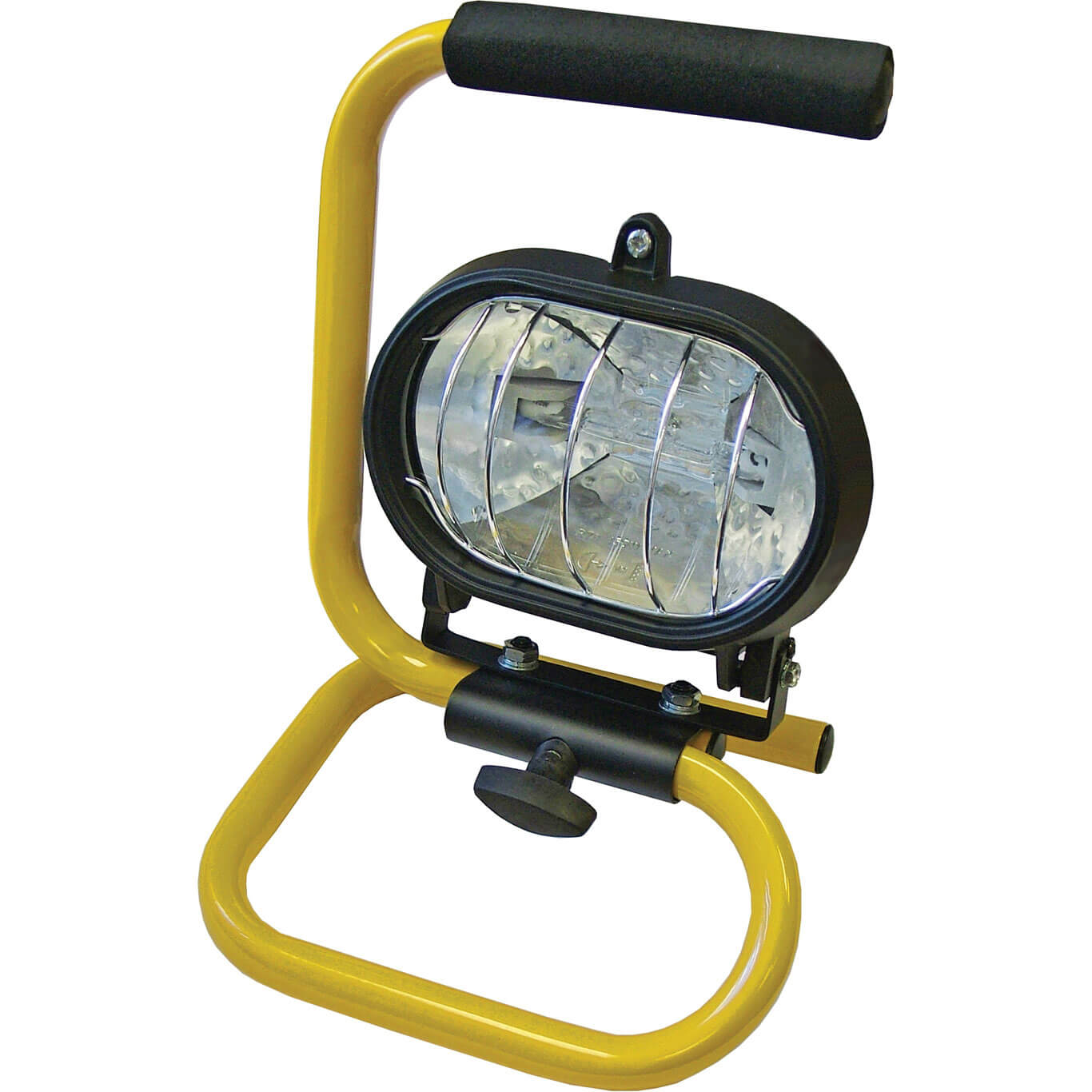 Halogen Work Lamp Flood Light 150w Portable Garage: Faithfull 150w Portable Halogen Site Light