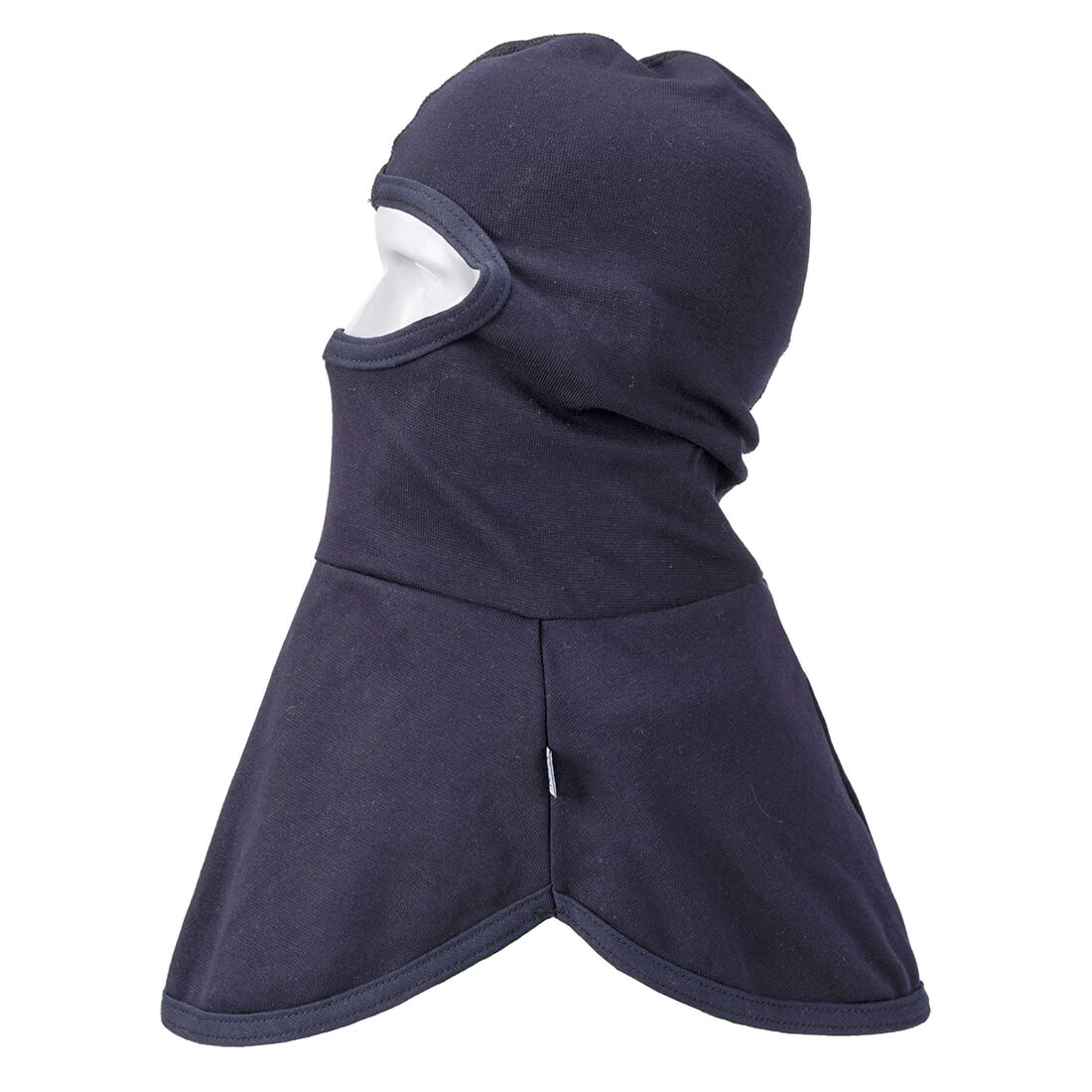 Image of Modaflame Flame Resistant Antistatic Balaclava Hood Navy One Size