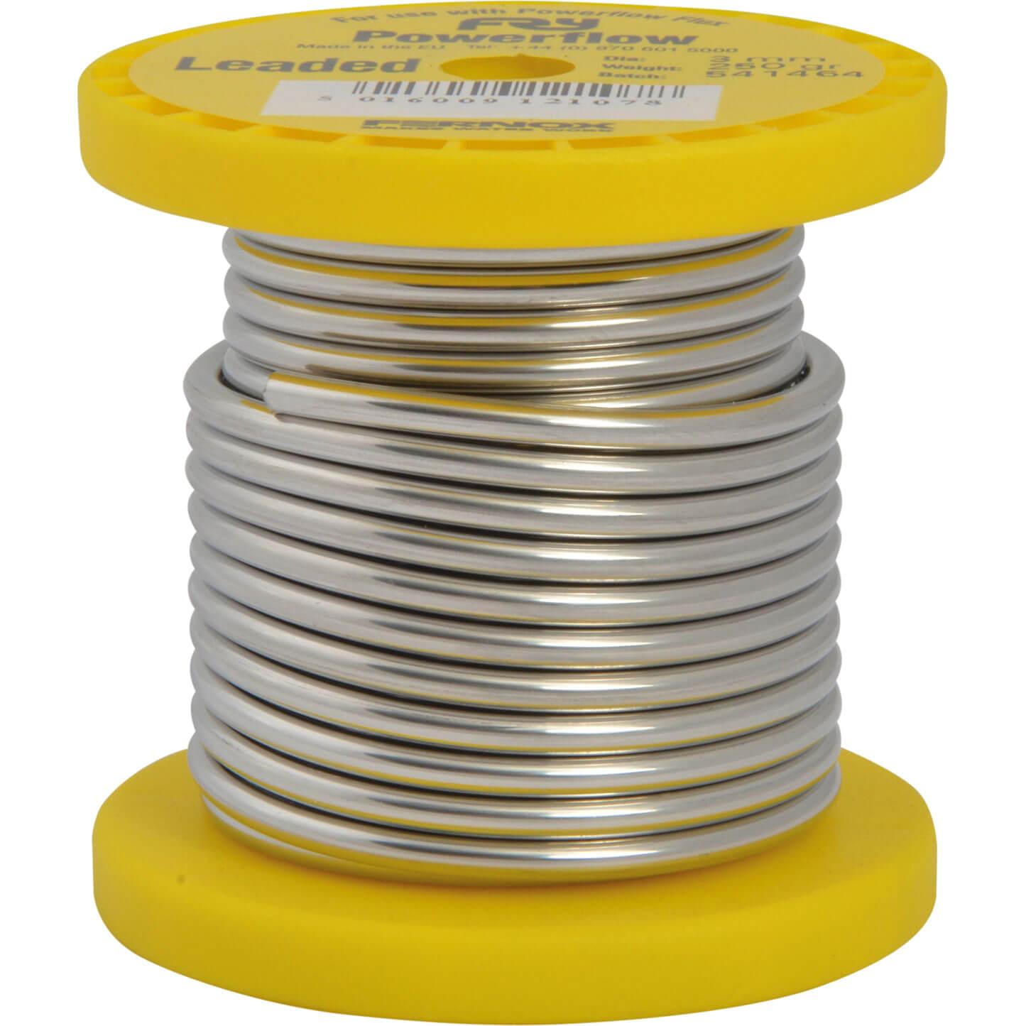 Image of Frys Powerflow Solder Wire 250g