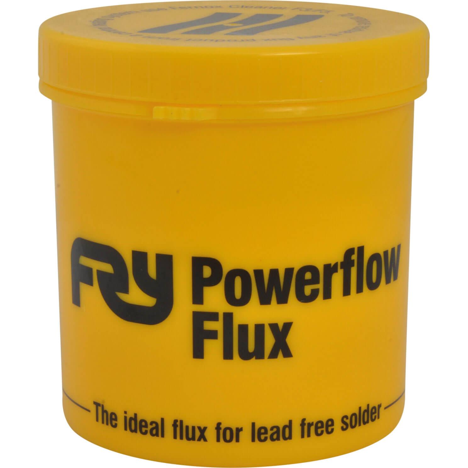 Image of Frys Powerflow Flux 350g