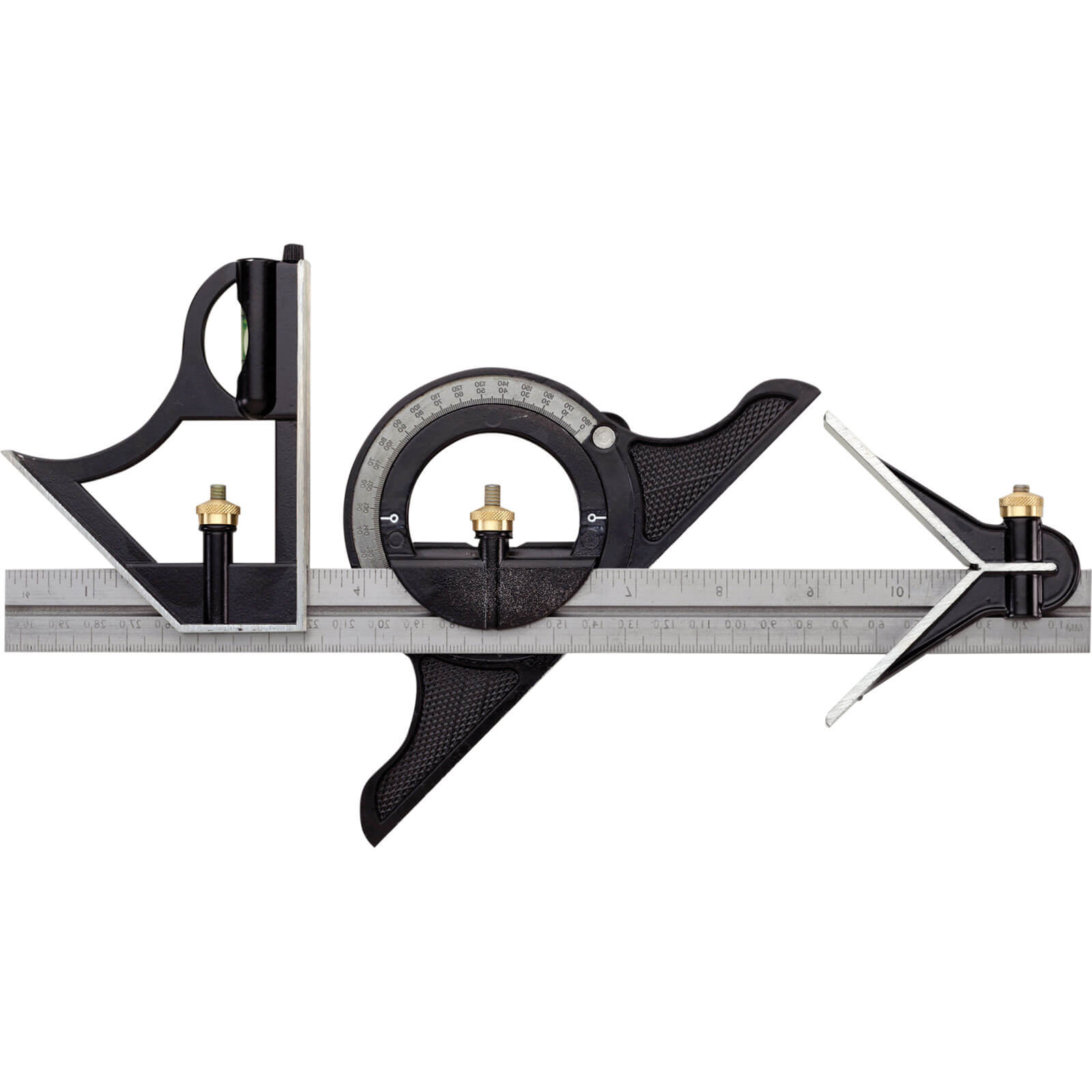 Image of Fisco 58ME Combination Square Set 300mm