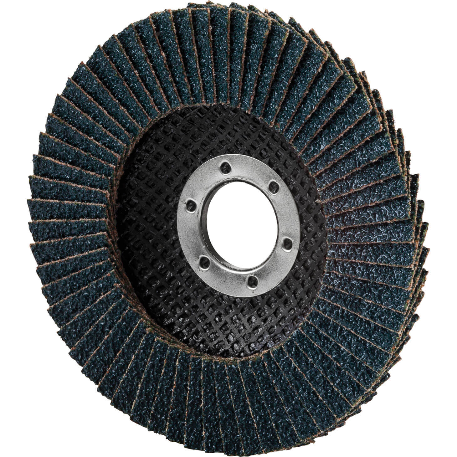 Image of Garryson DIY Zirconium Abrasive Flap Disc 115mm Coarse
