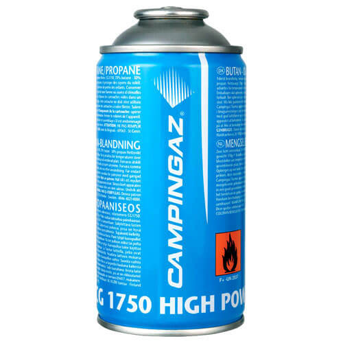 Image of Campingaz Butane Propane Gas Cartridge 170g