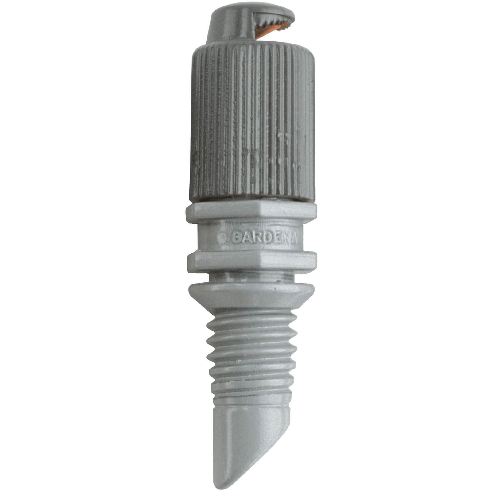 """Image of Gardena MICRO DRIP 180° Spray Nozzle 3/16"""" / 4.6mm Pack of 5"""