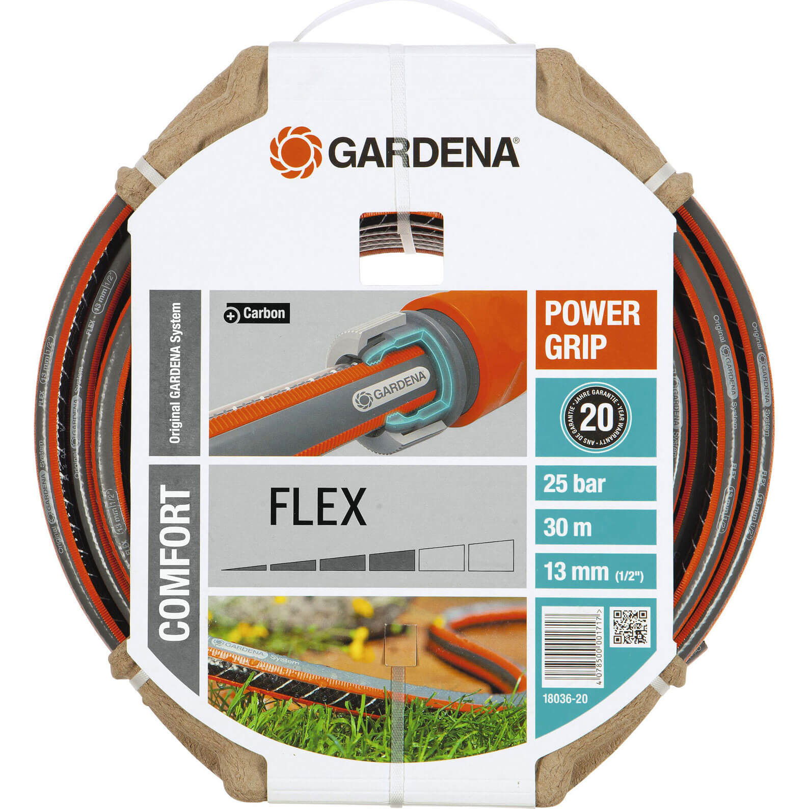 gardena comfort flex hose pipe. Black Bedroom Furniture Sets. Home Design Ideas