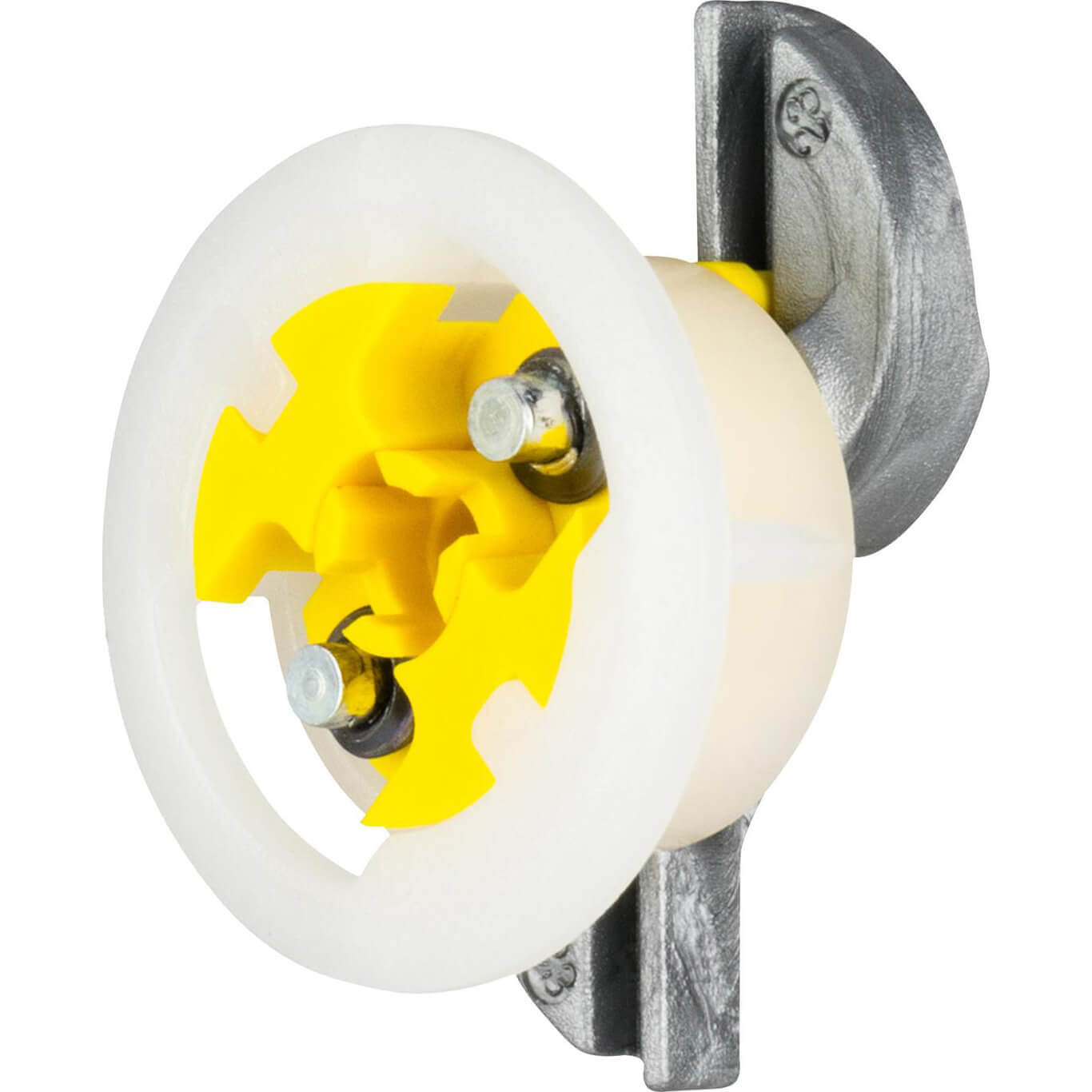 Gripit Plasterboard Fixings Yellow Pack of 8