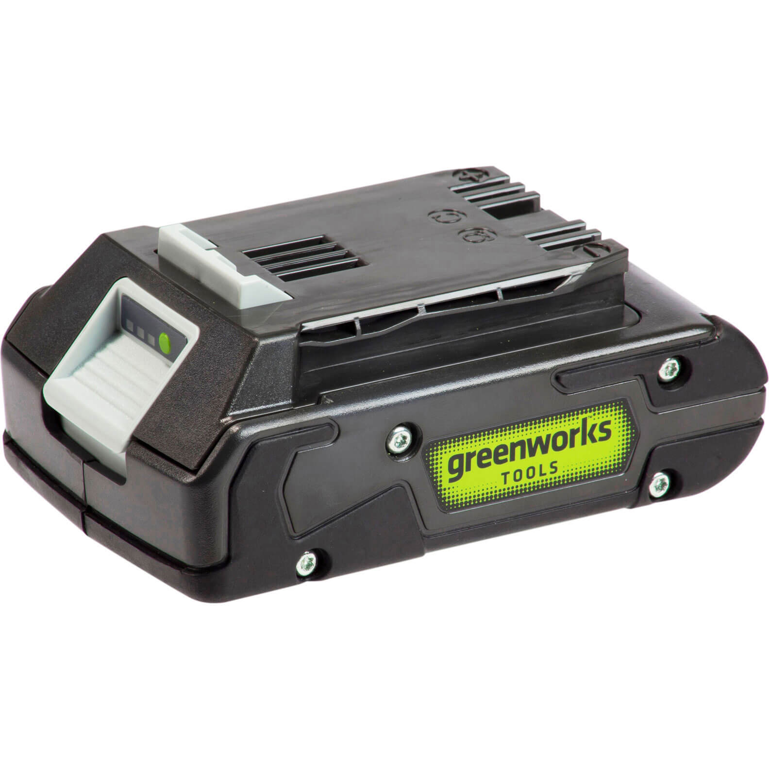 Image of Greenworks G24B2 24v Cordless Battery 2ah 2ah