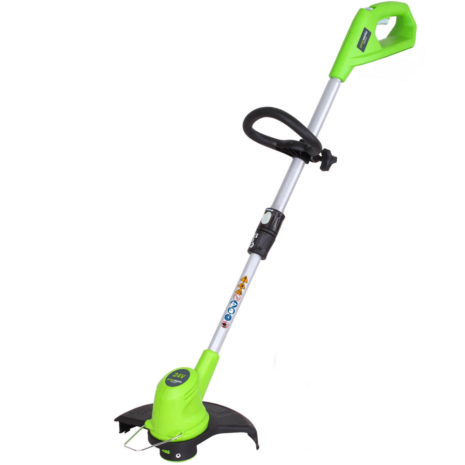 Buy cheap cordless grass trimmer compare garden tools for Garden equipment deals