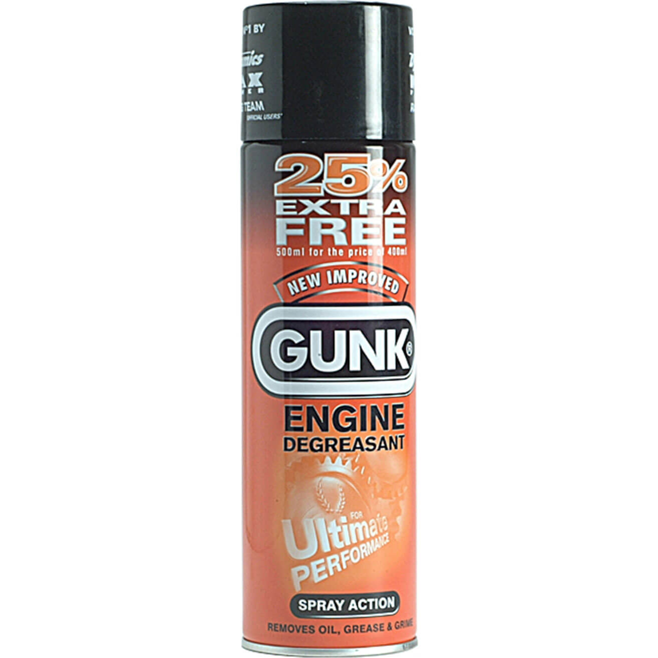 Image of Gunk Engine Degreasant Spray 500ml