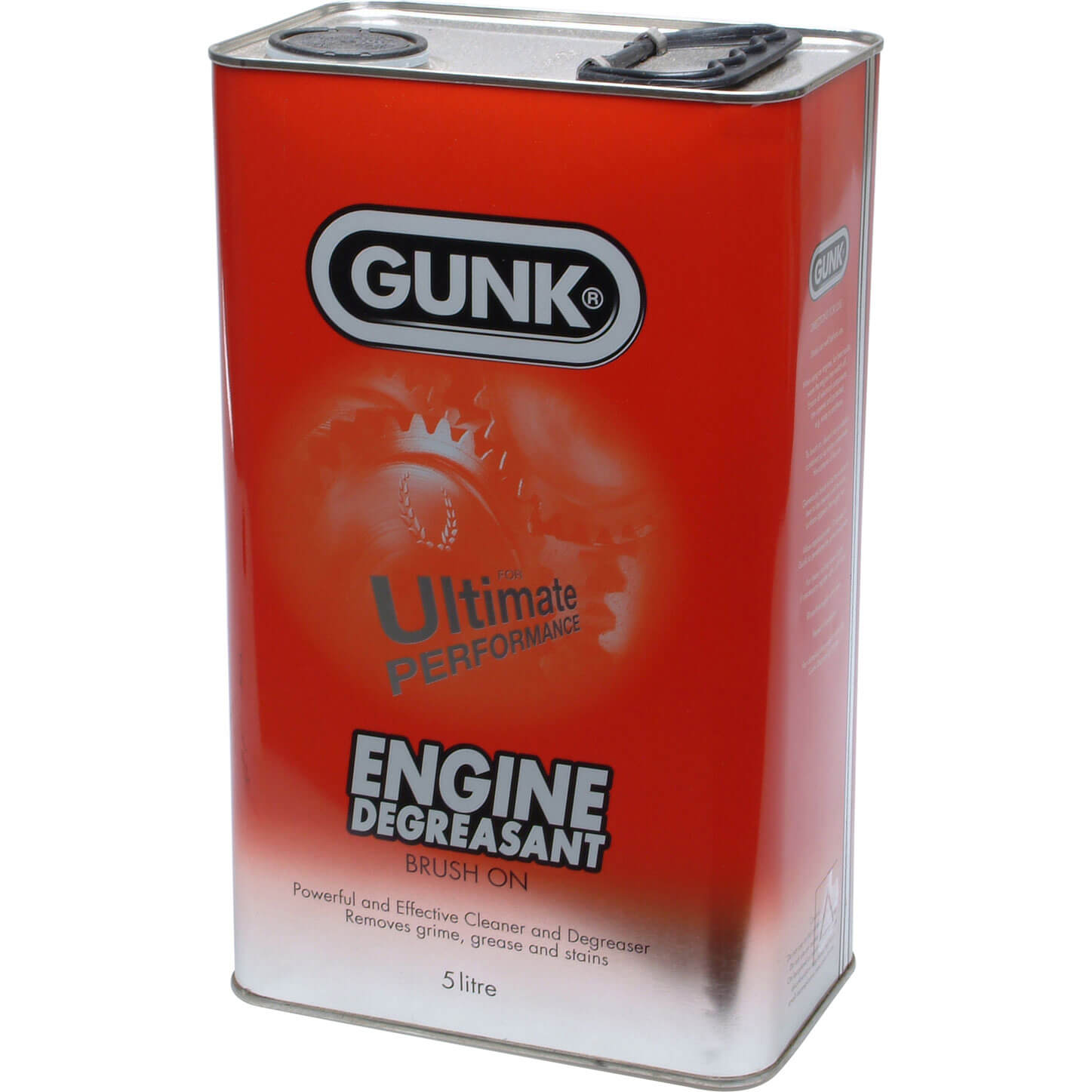 Image of Gunk Automotive Brush On Degreasant 5l