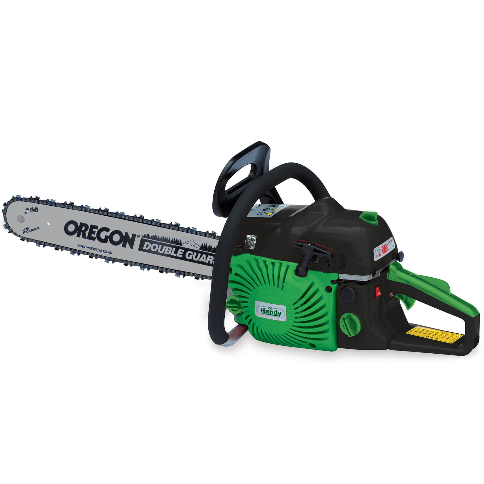 Image of Handy THPCS18 Petrol Chainsaw 450mm
