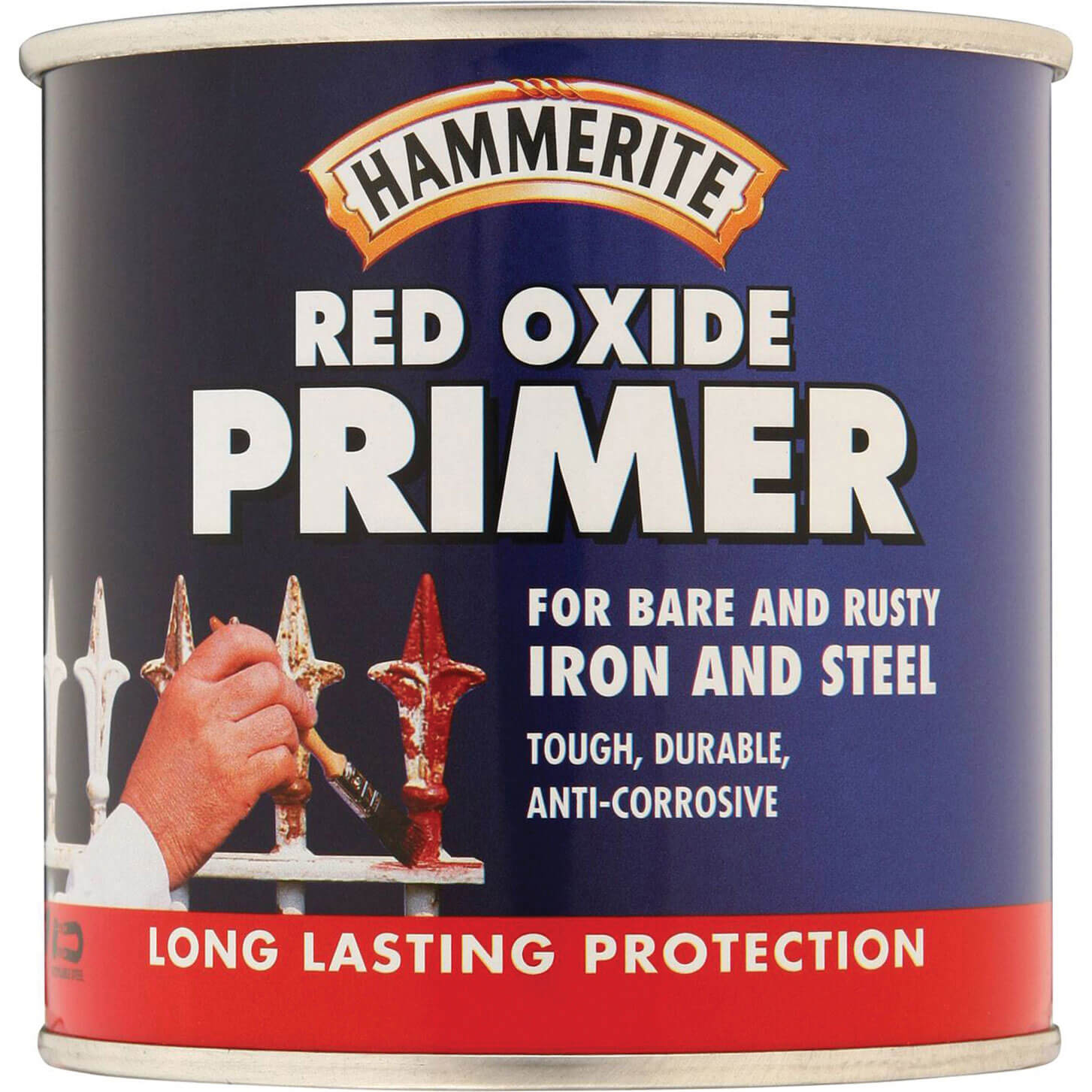 Image of Hammerite Oxide Primer Red 250ml